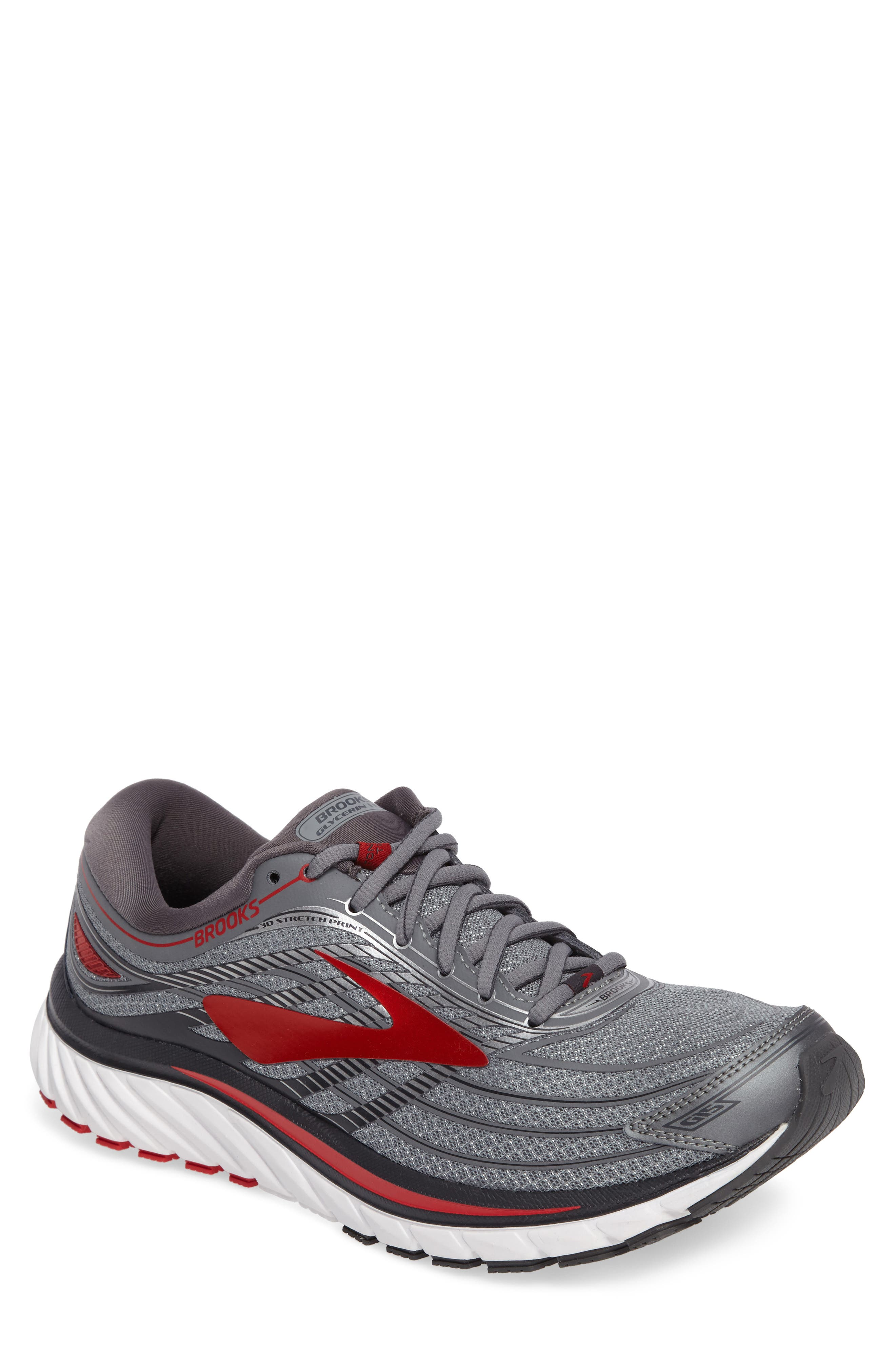 Alternate Image 1 Selected - Brooks Glycerin 15 Running Shoe (Men)