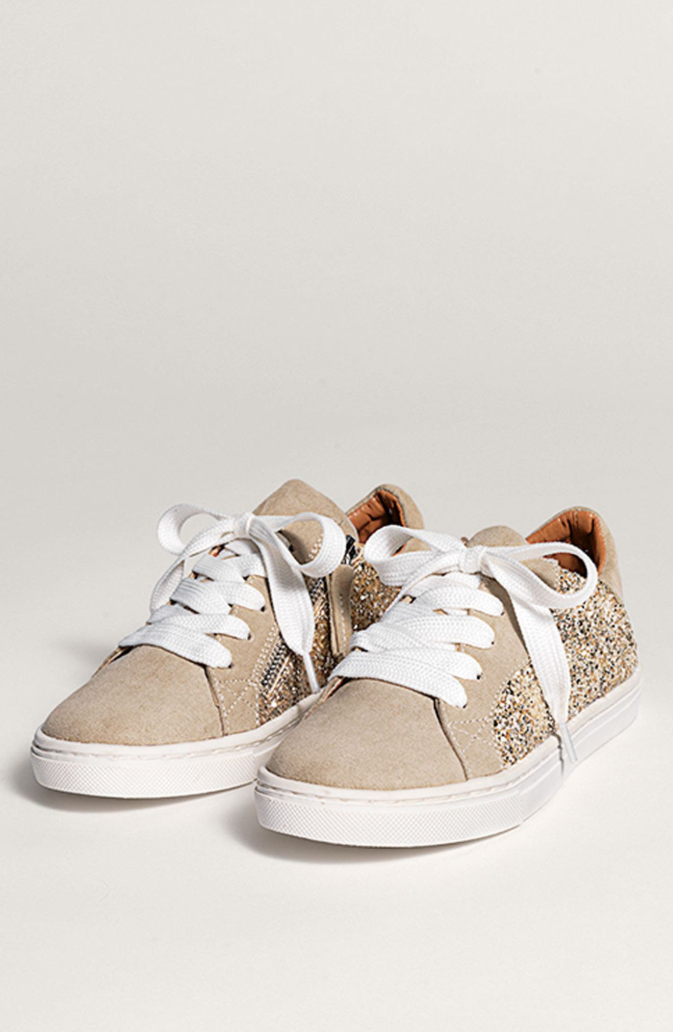 Zaida Low Top Sneaker,                             Alternate thumbnail 7, color,