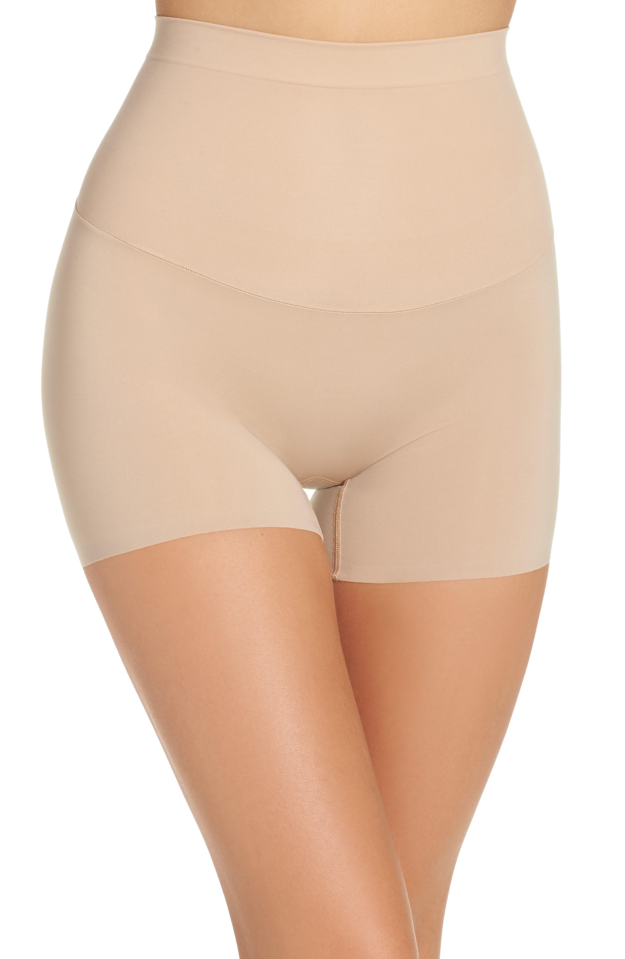 Main Image - SPANX® Shape My Day Girl Shorts