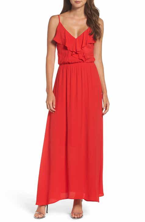 0d4ae78448fc Fraiche by J Blouson Maxi Dress