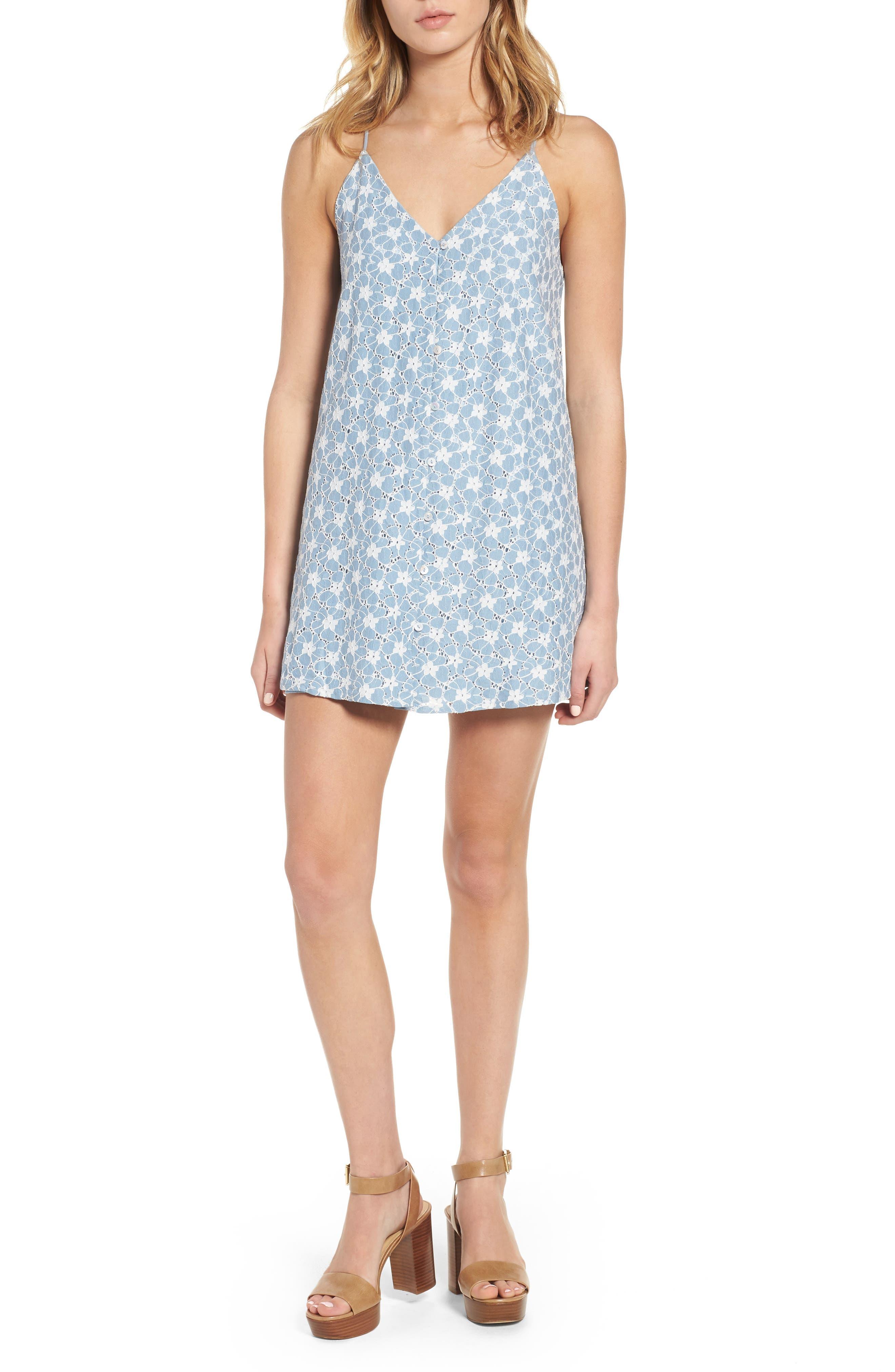 Dee Elly Lace Camisole Dress