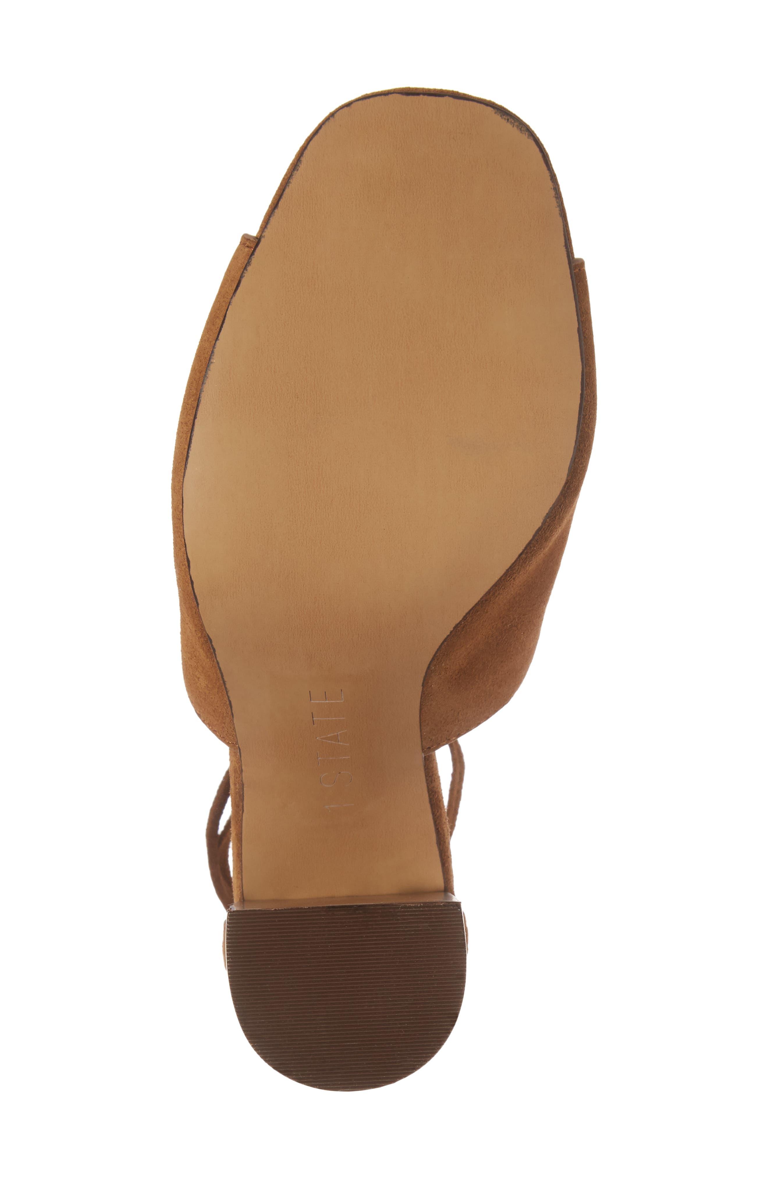 Alternate Image 6  - 1.STATE Tilya Bootie Profile Sandal (Women)