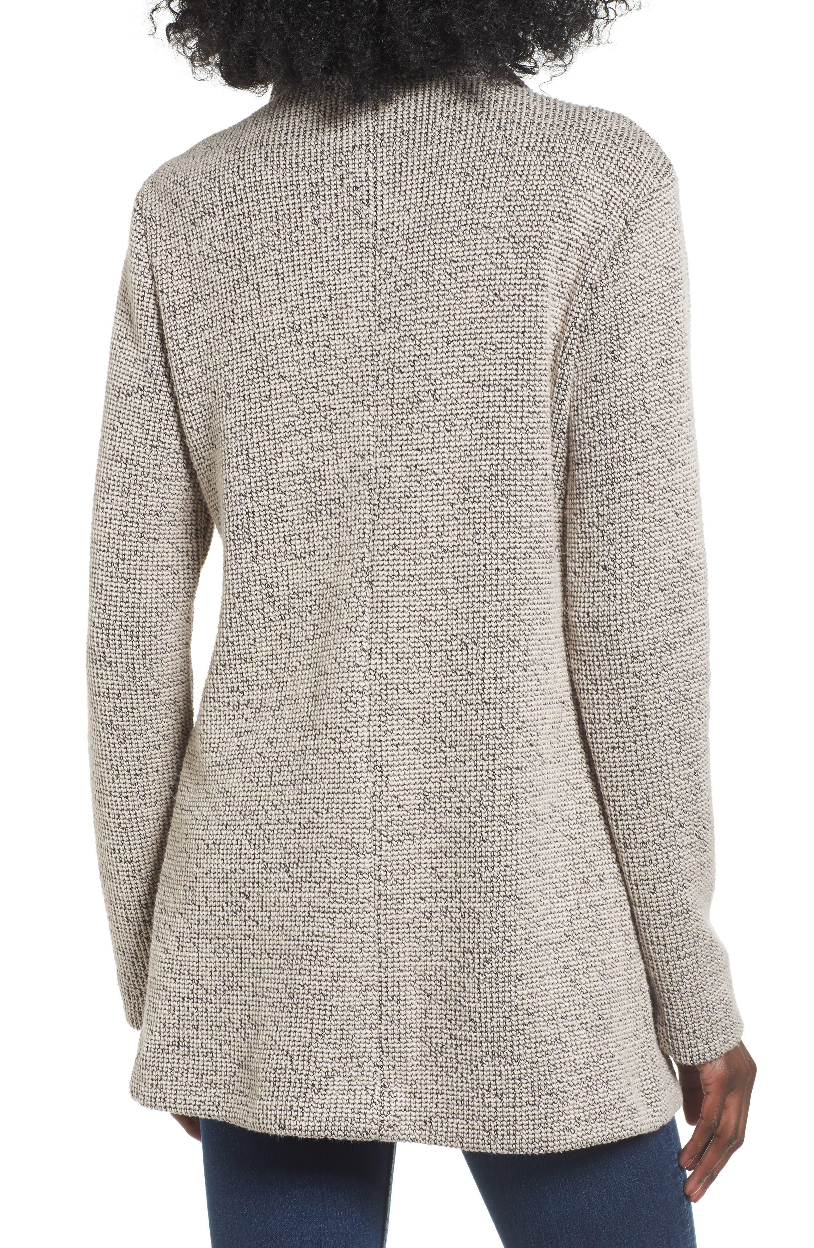 Alternate Image 2  - ASTR the Label Tweed Blazer
