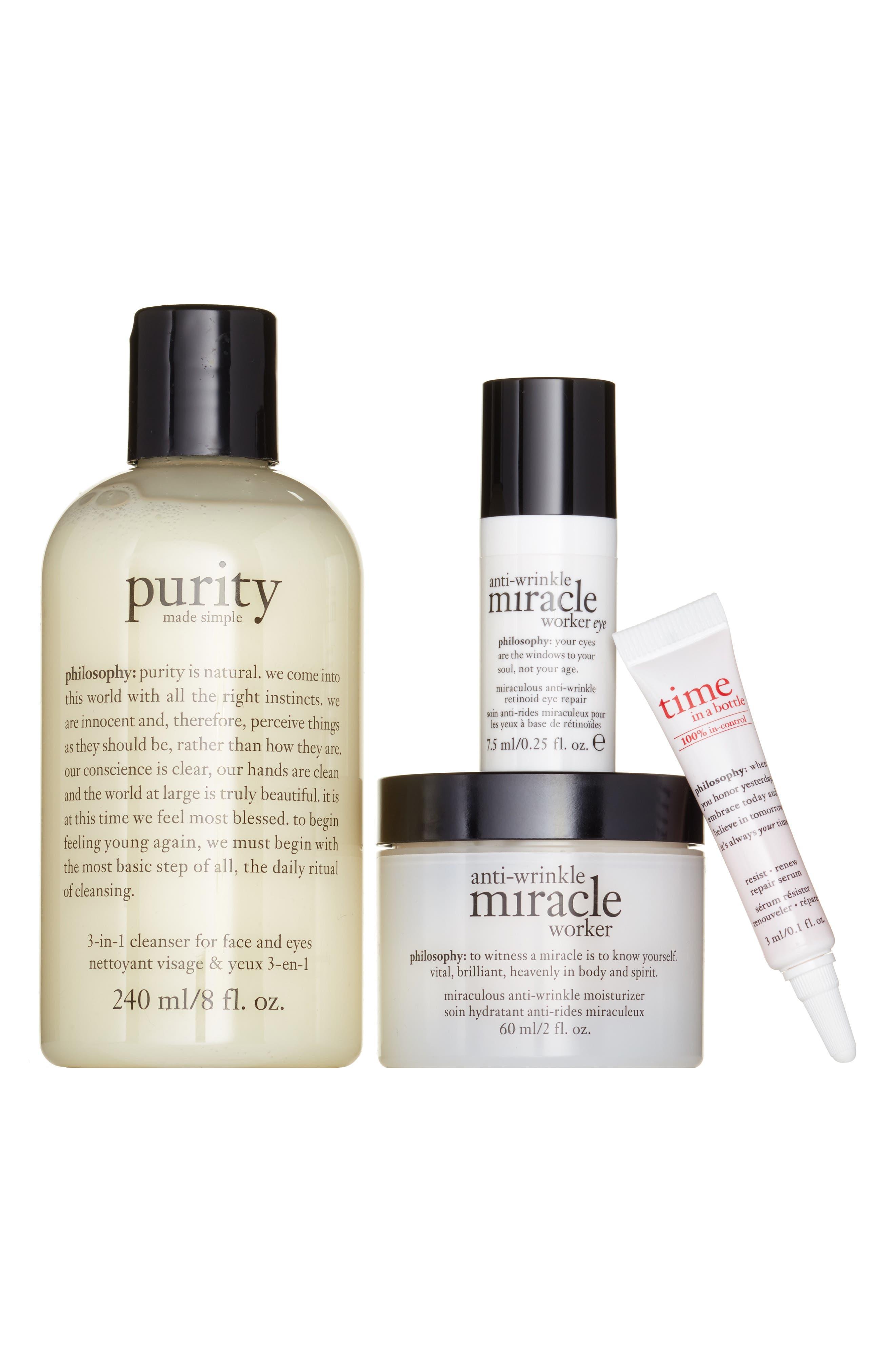 Alternate Image 2  - philosophy goodbye wrinkles set ($124 Value)