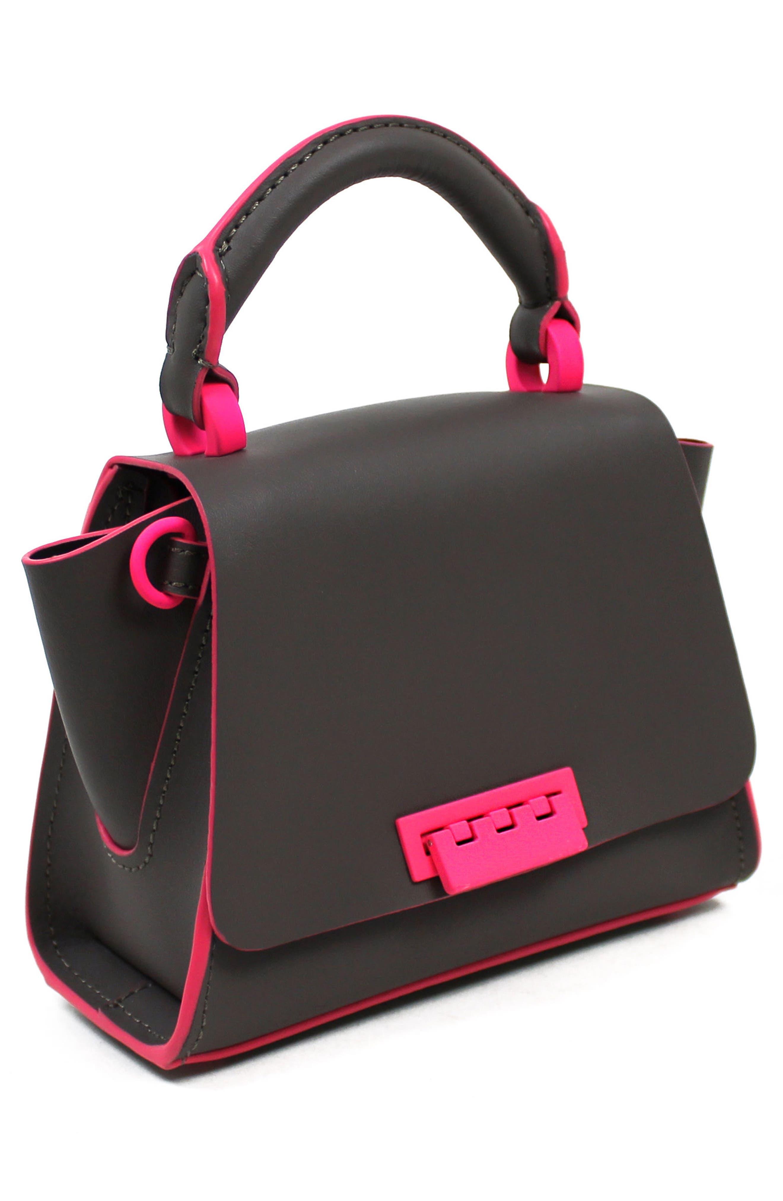 Alternate Image 3  - ZAC Zac Posen Eartha Iconic Leather Soft Handle Mini Bag