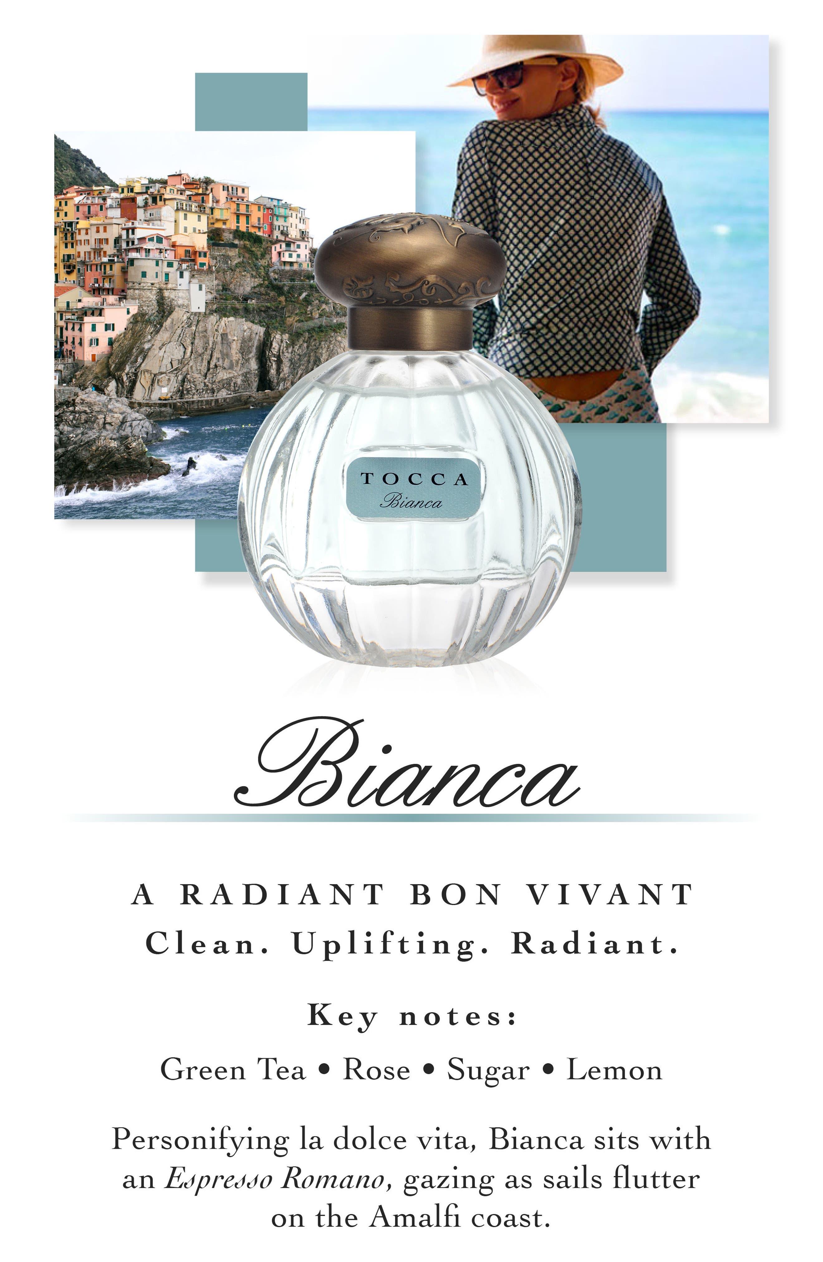 Alternate Image 2  - TOCCA 'Bianca' Eau de Parfum