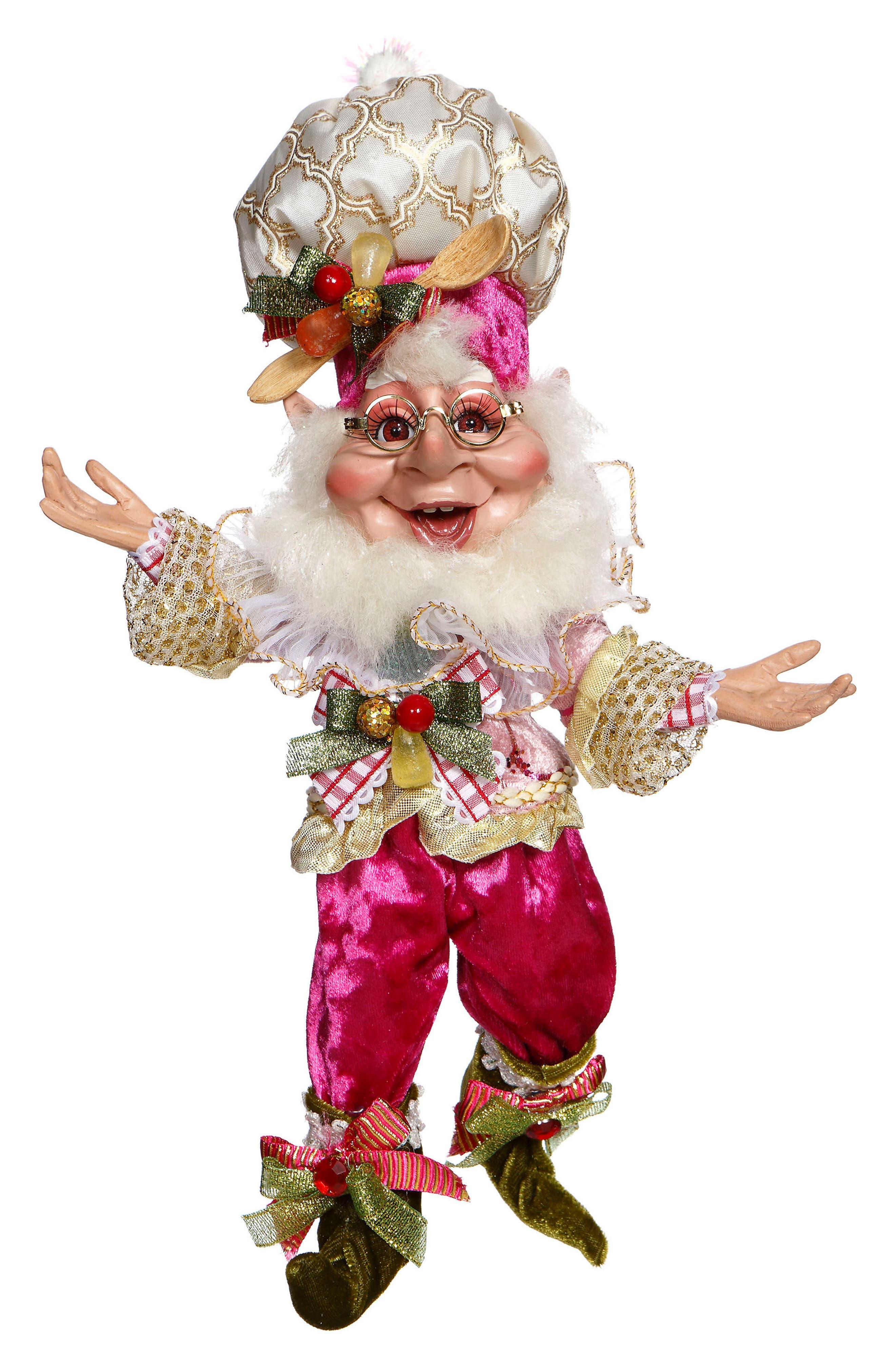 Alternate Image 1 Selected - Mark Roberts Cake Decorating Elf