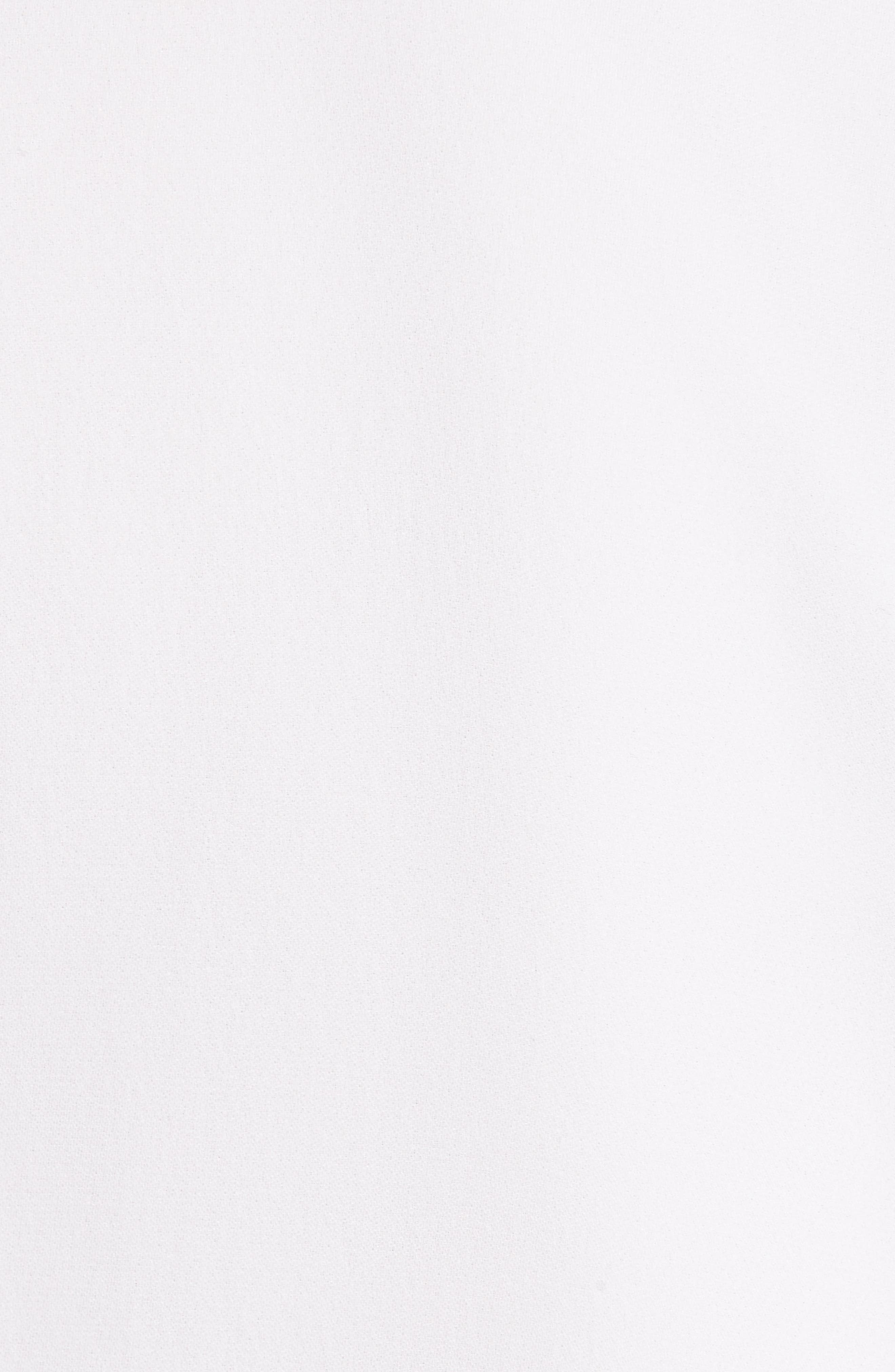 Levine Bell Sleeve Blouse,                             Alternate thumbnail 6, color,                             Off White