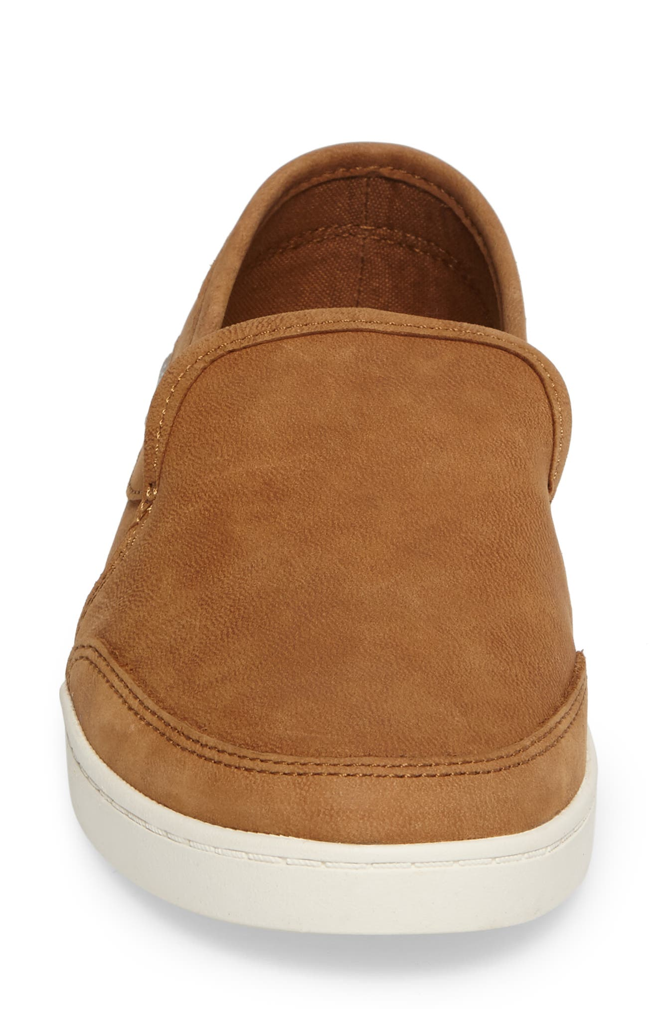 'Pair O Dice' Slip On,                             Alternate thumbnail 4, color,                             Tobacco Brown