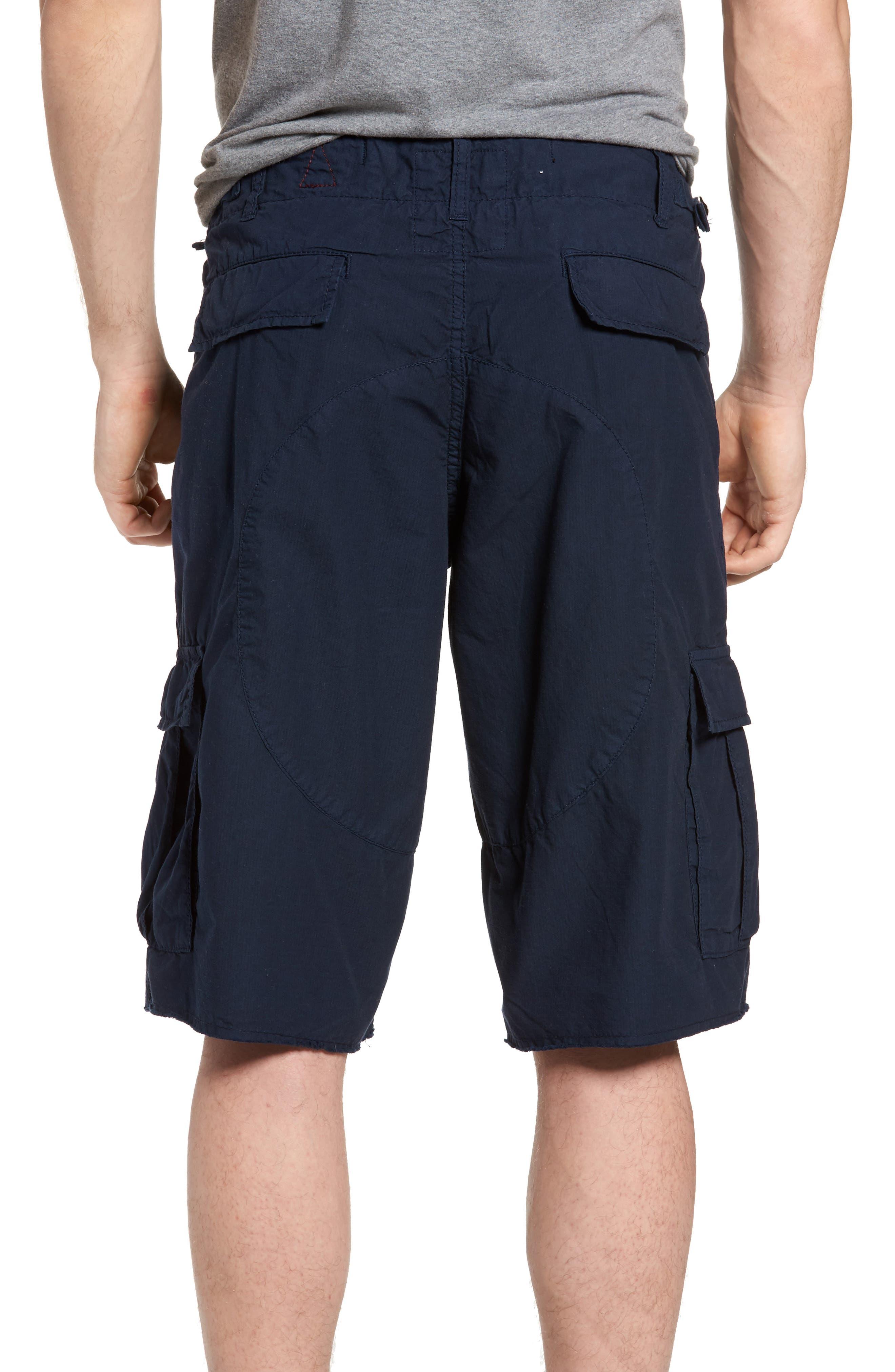'Oxnard' Cargo Shorts,                             Alternate thumbnail 2, color,                             Navy