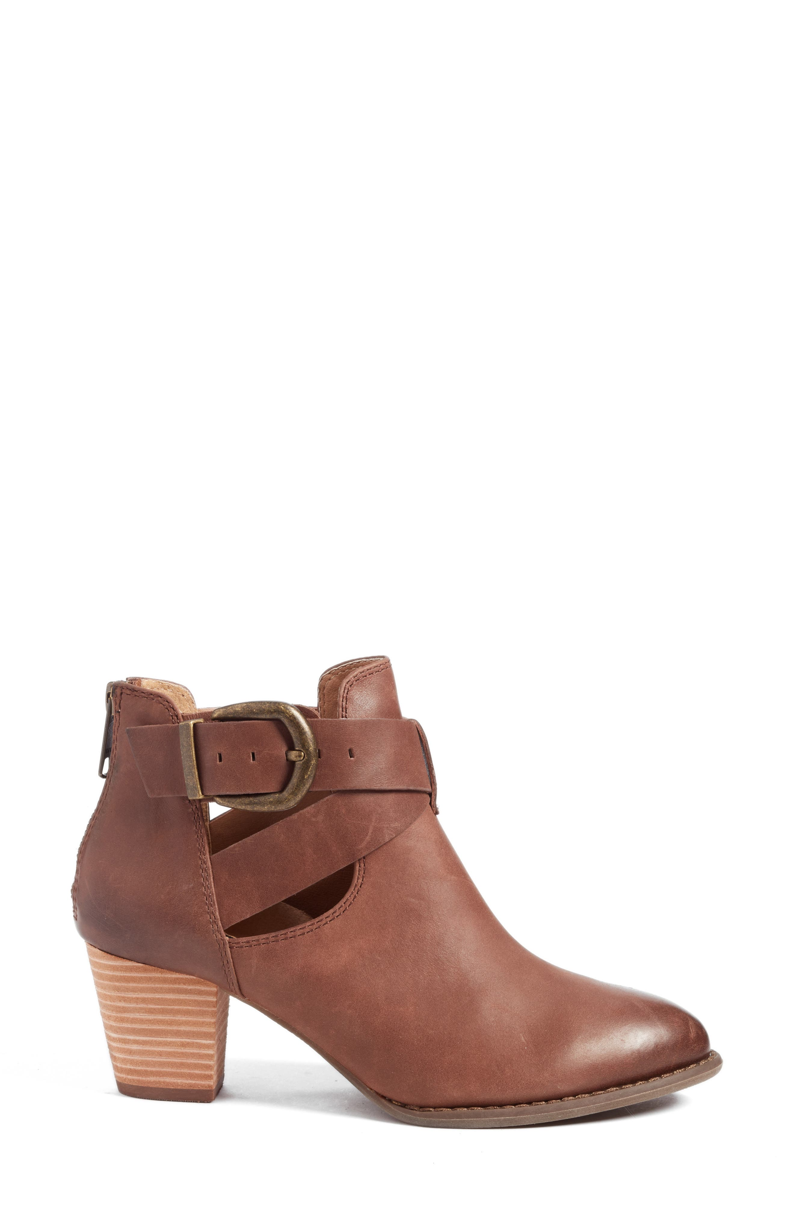 Alternate Image 3  - Vionic Rory Buckle Strap Bootie (Women)