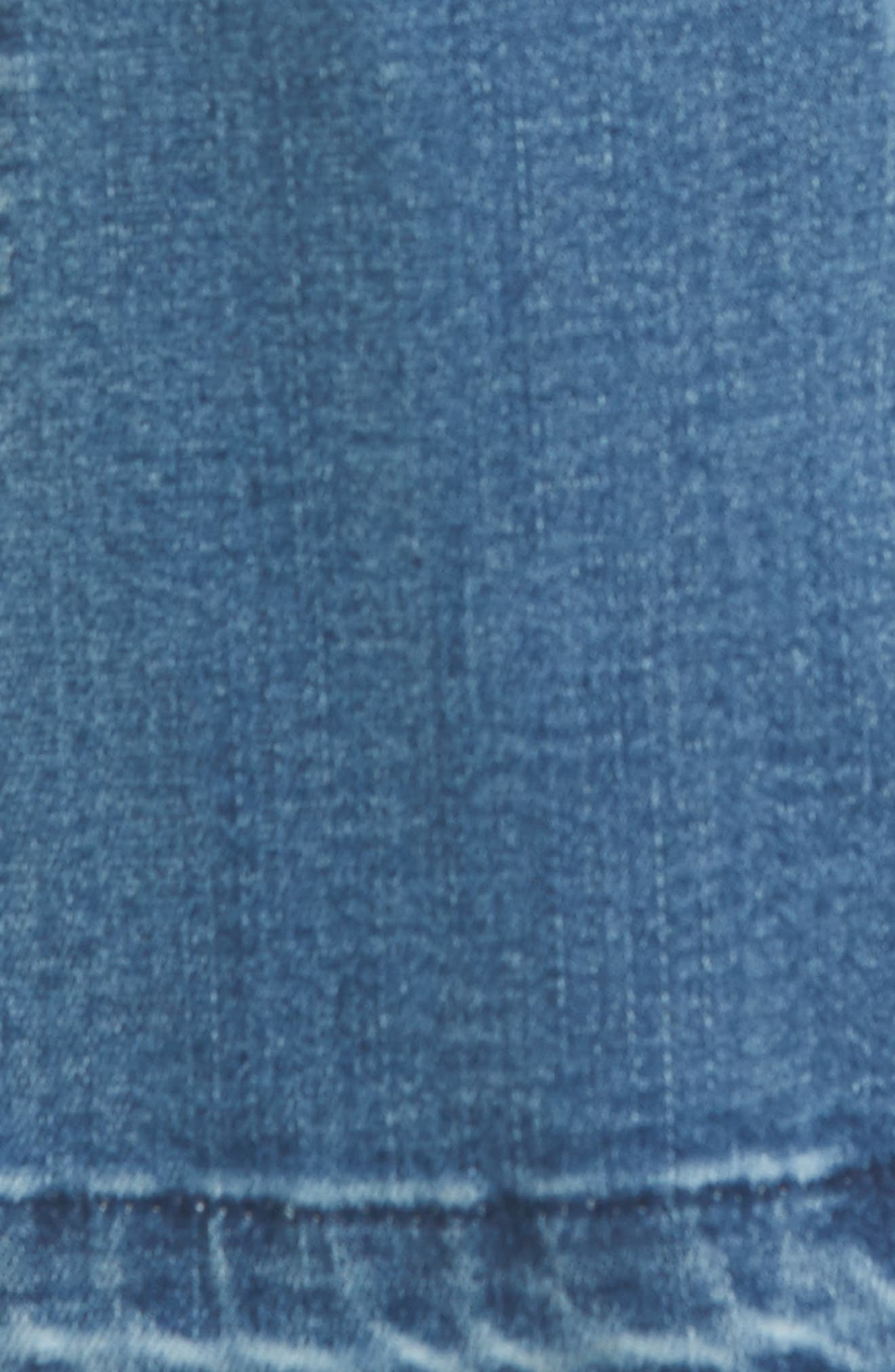 Alternate Image 5  - Wit & Wisdom Ab-solution Split Release Hem Jeans (Regular & Petite) (Nordstrom Exclusive)