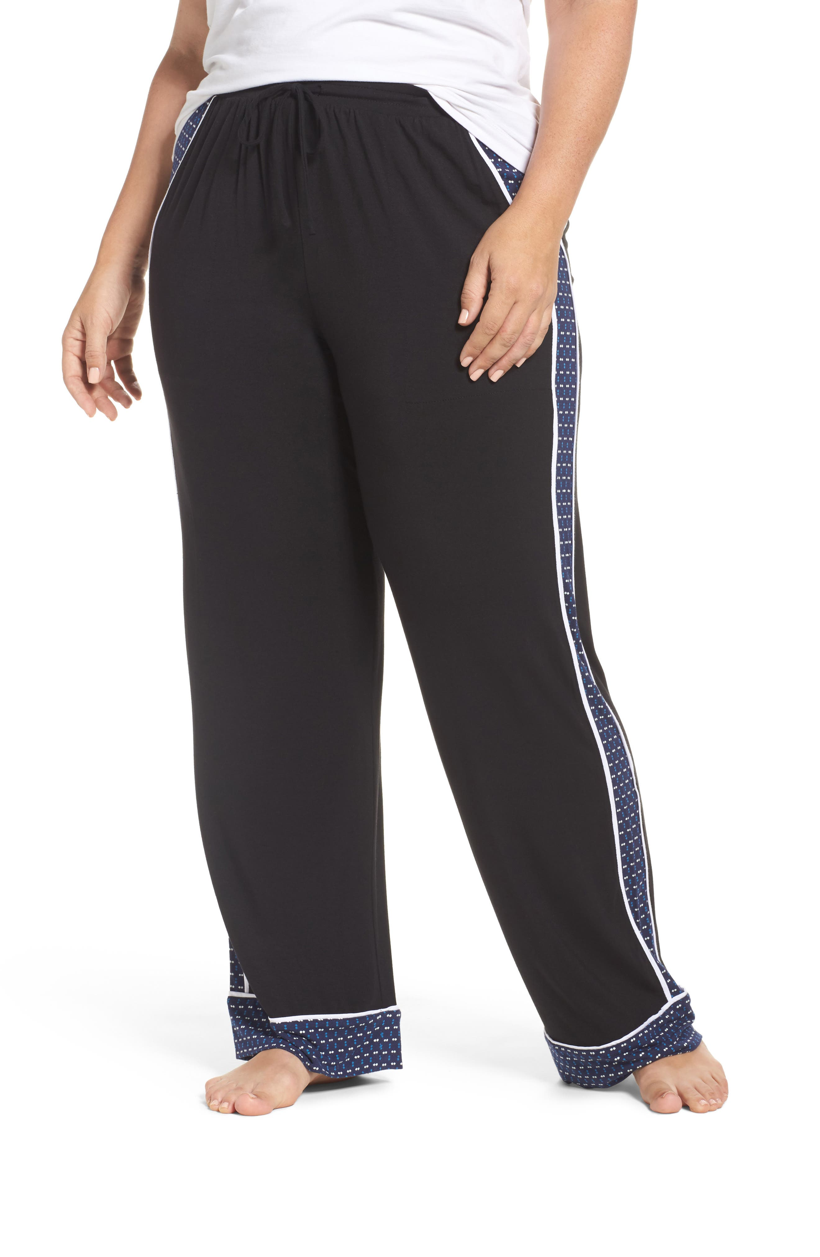 DKNY Pajama Pants (Plus Size)