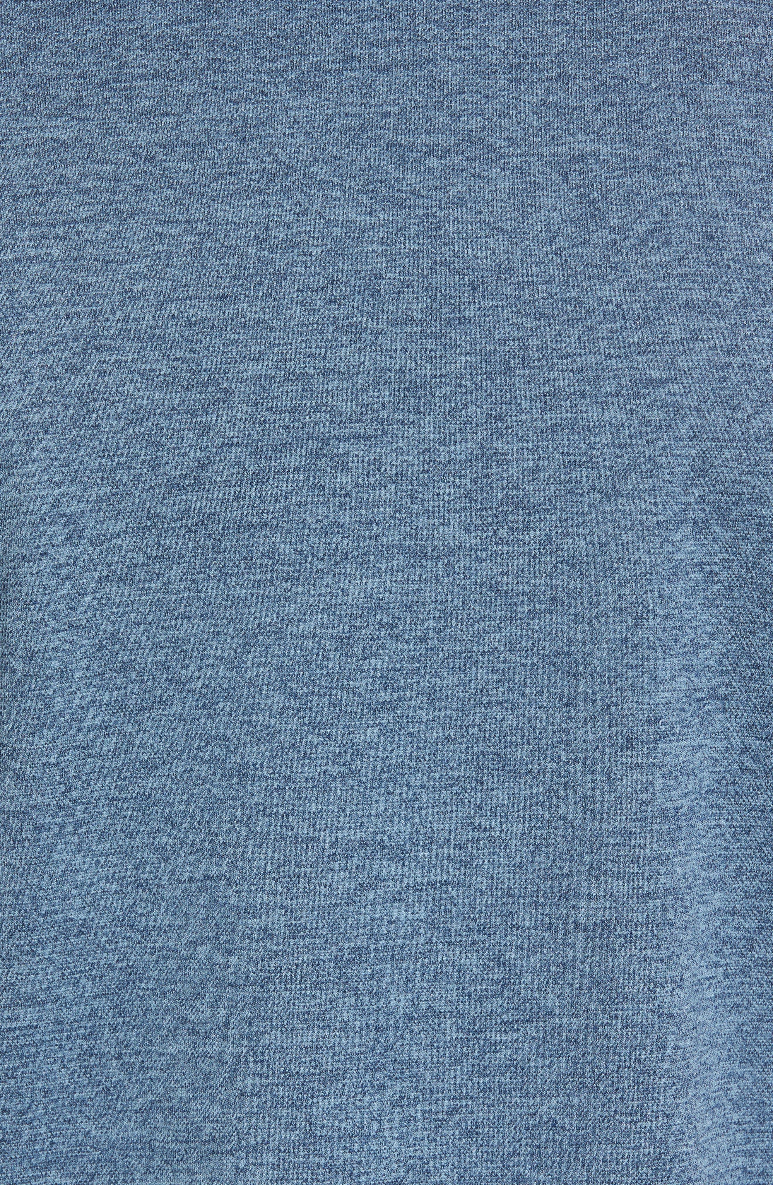 Alternate Image 5  - AG Felton Shoulder Stripe Polo