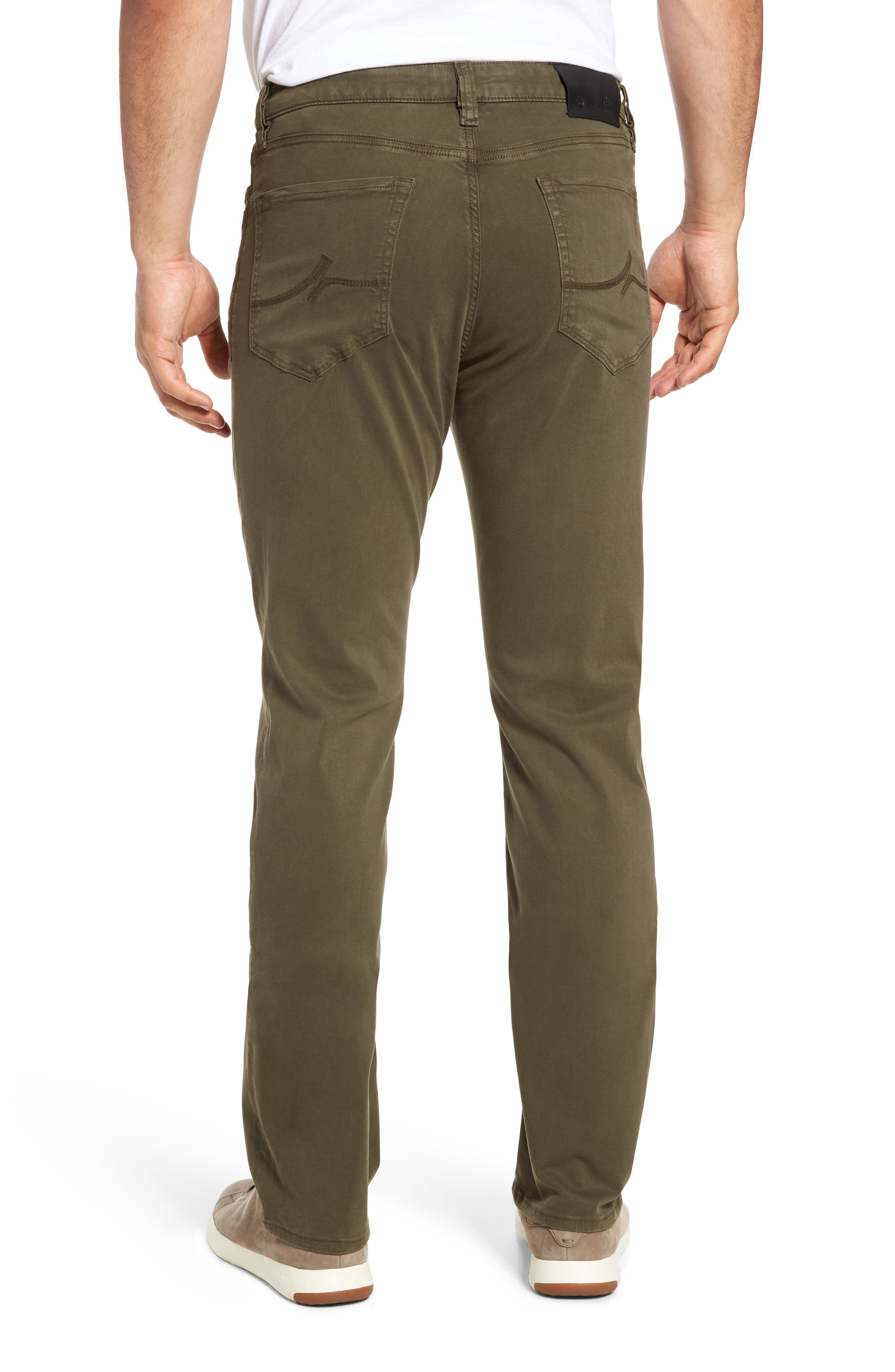 Charisma Relaxed Fit Pants,                             Alternate thumbnail 2, color,                             Olive Twill