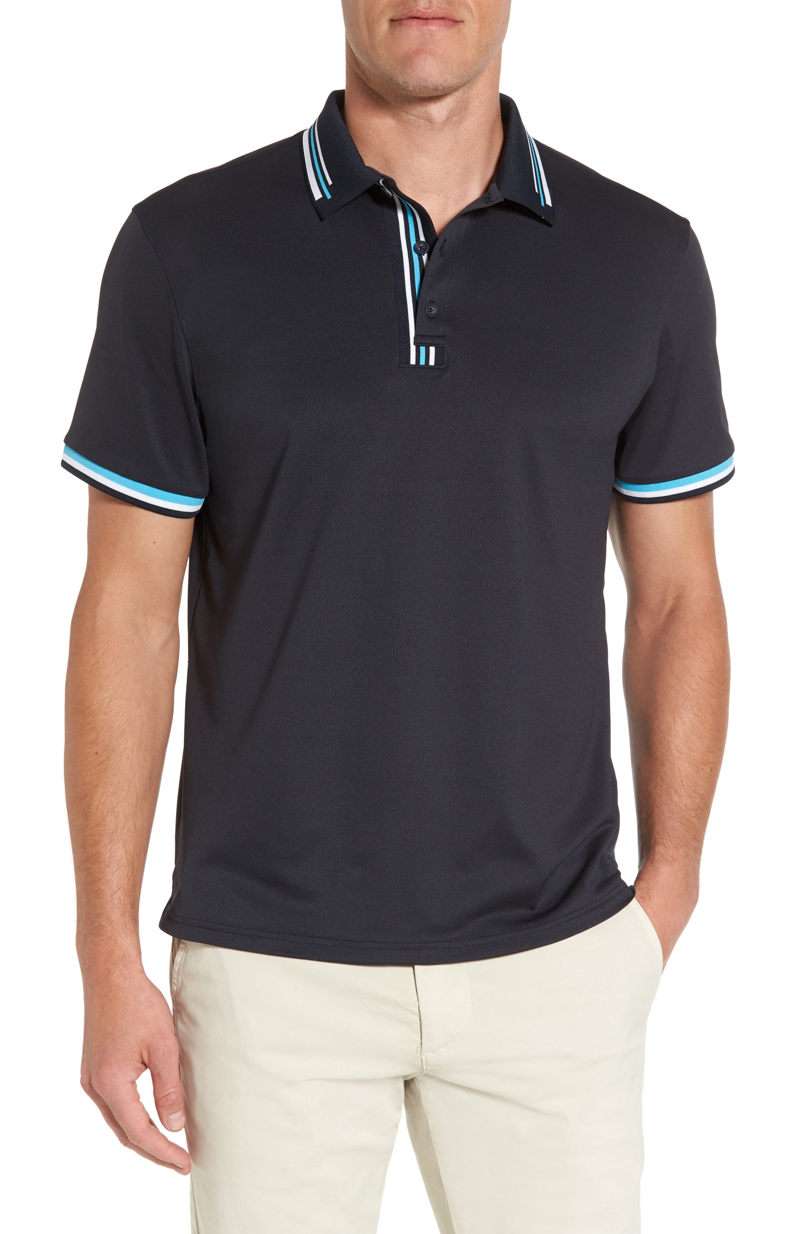 Overland Polo,                         Main,                         color, Naval Blue