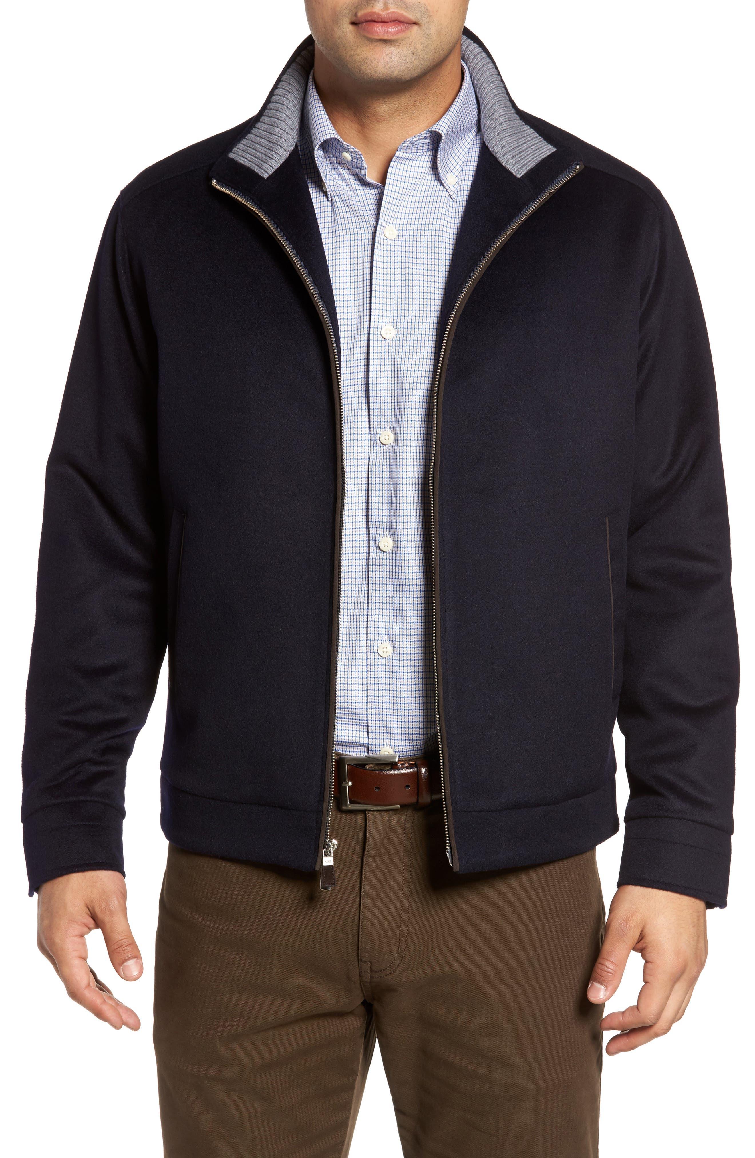 Main Image - Peter Millar Westport Wool & Cashmere Jacket