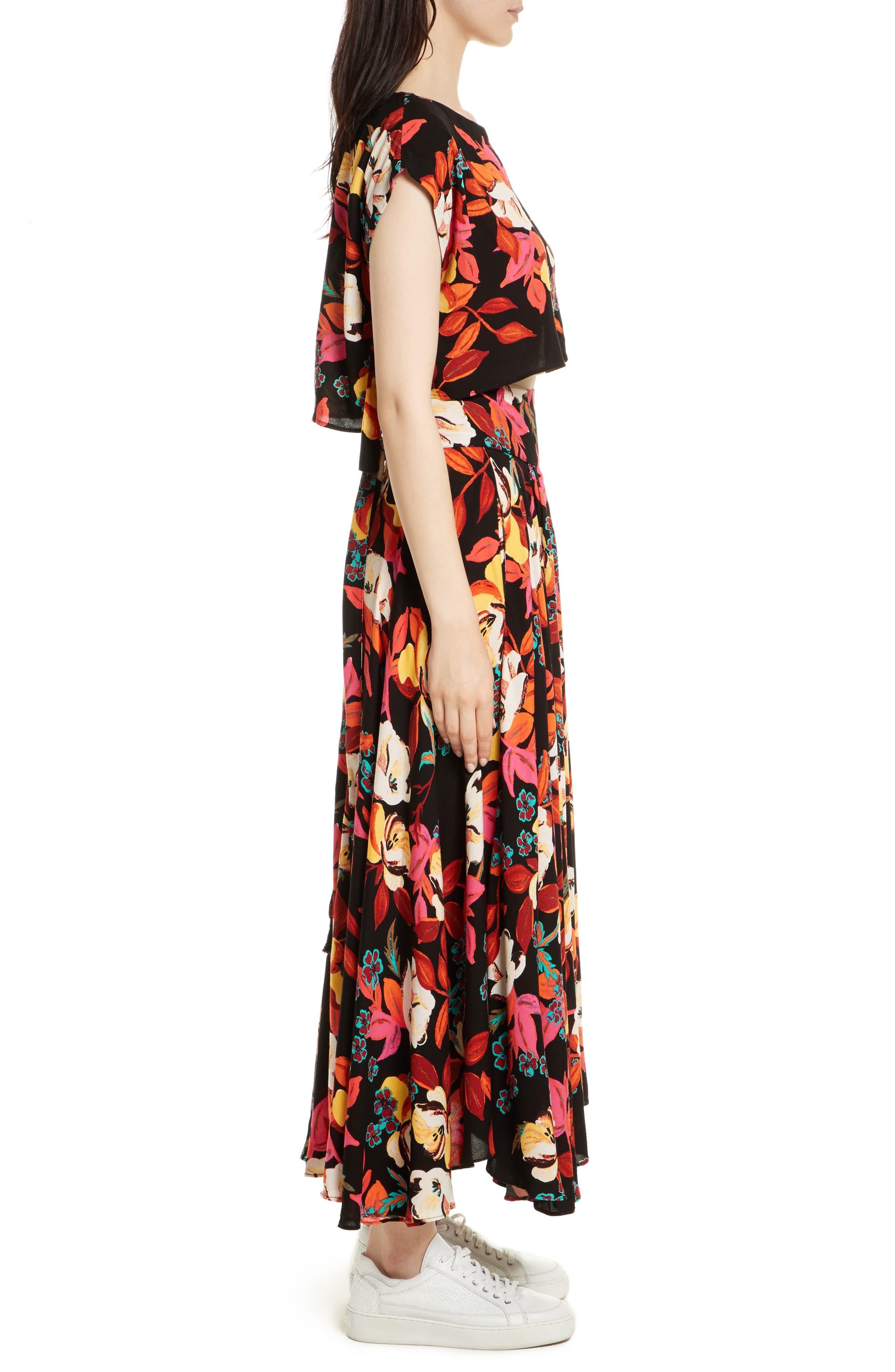 Alternate Image 3  - Free People Sundown Two-Piece Dress