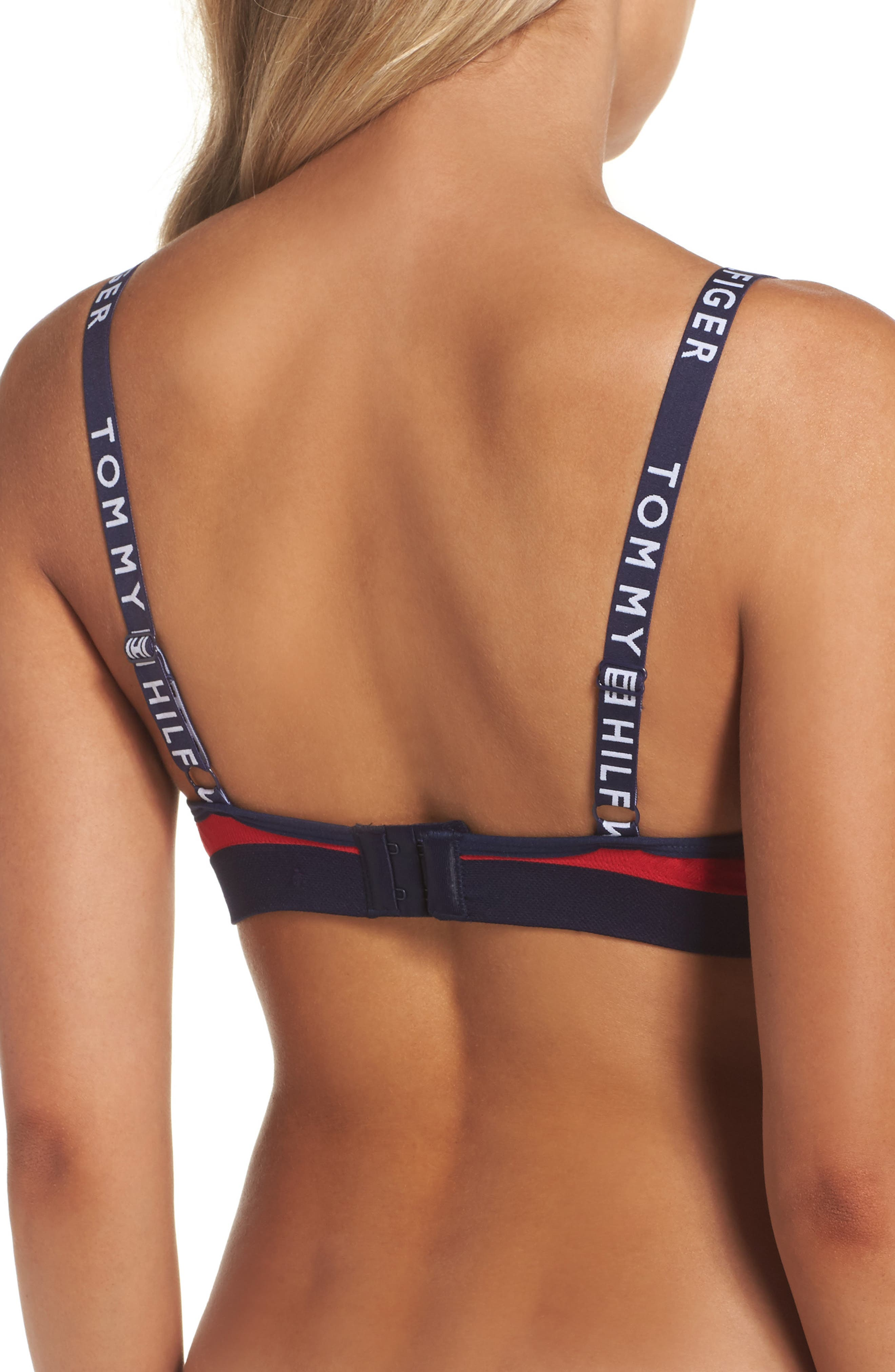 Alternate Image 2  - Tommy Hilfiger Seamless Bralette