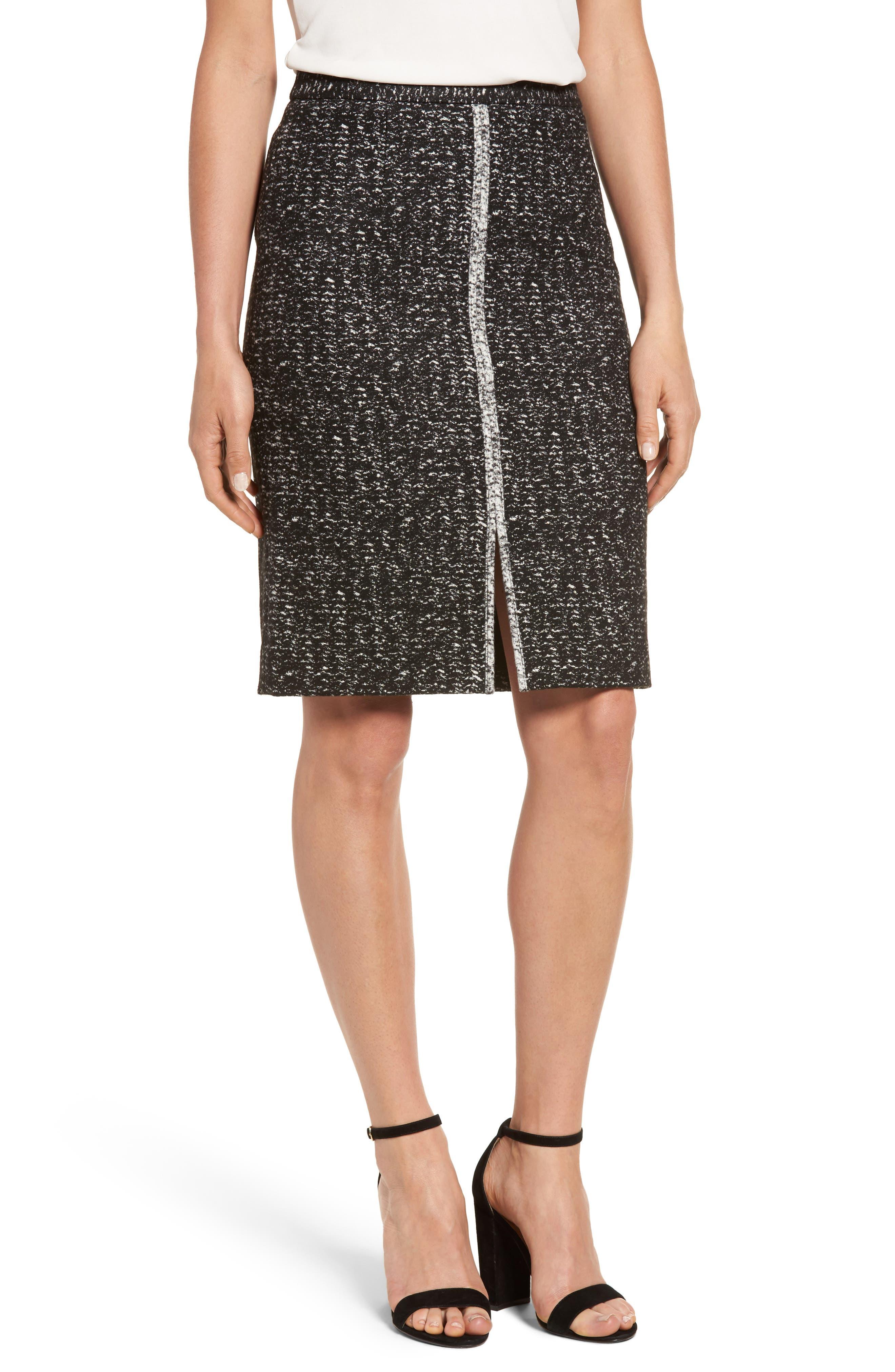 Emerson Rose Contrast Trim Skirt