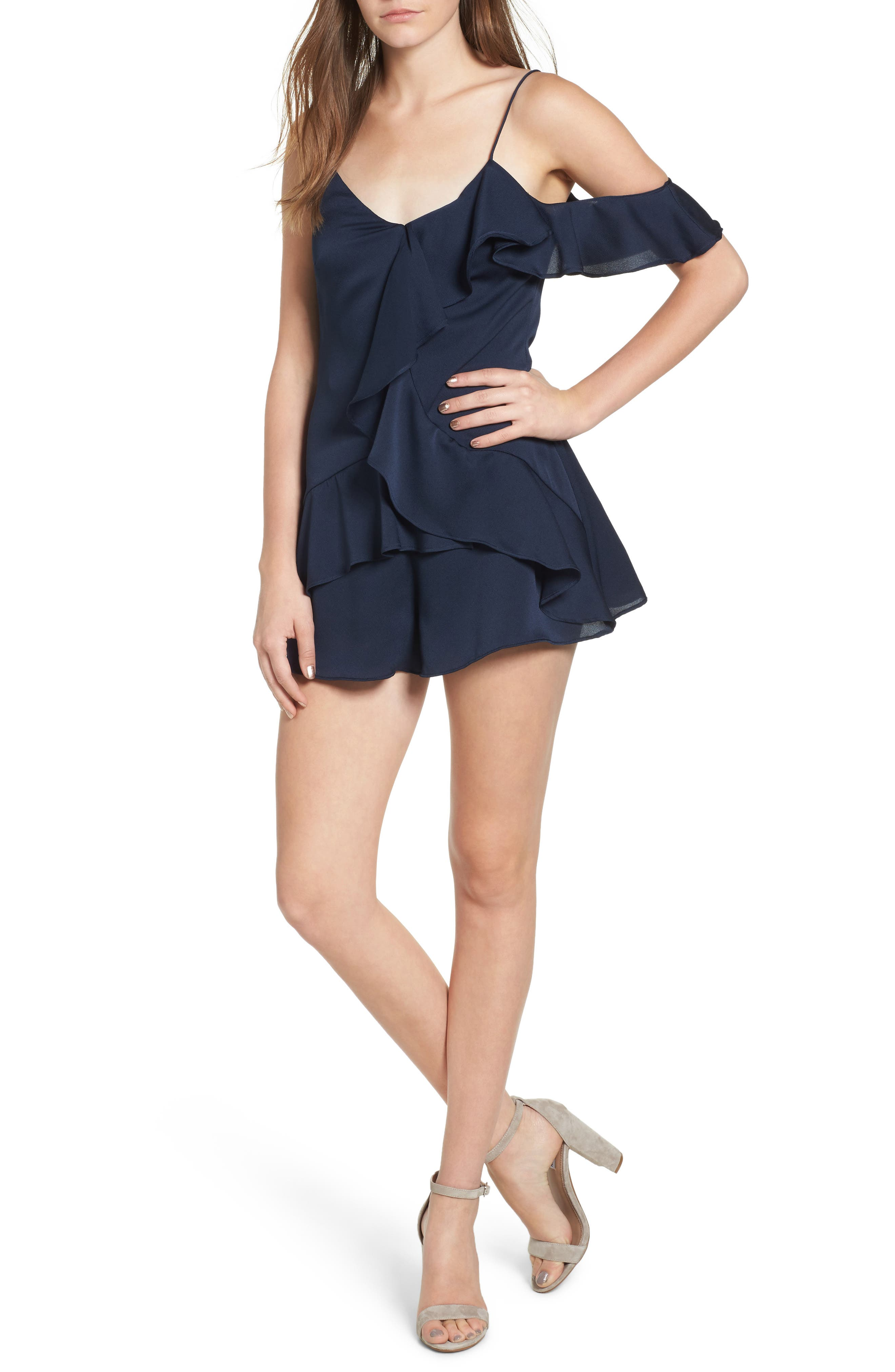 Keepsake the Label Love Bound Romper