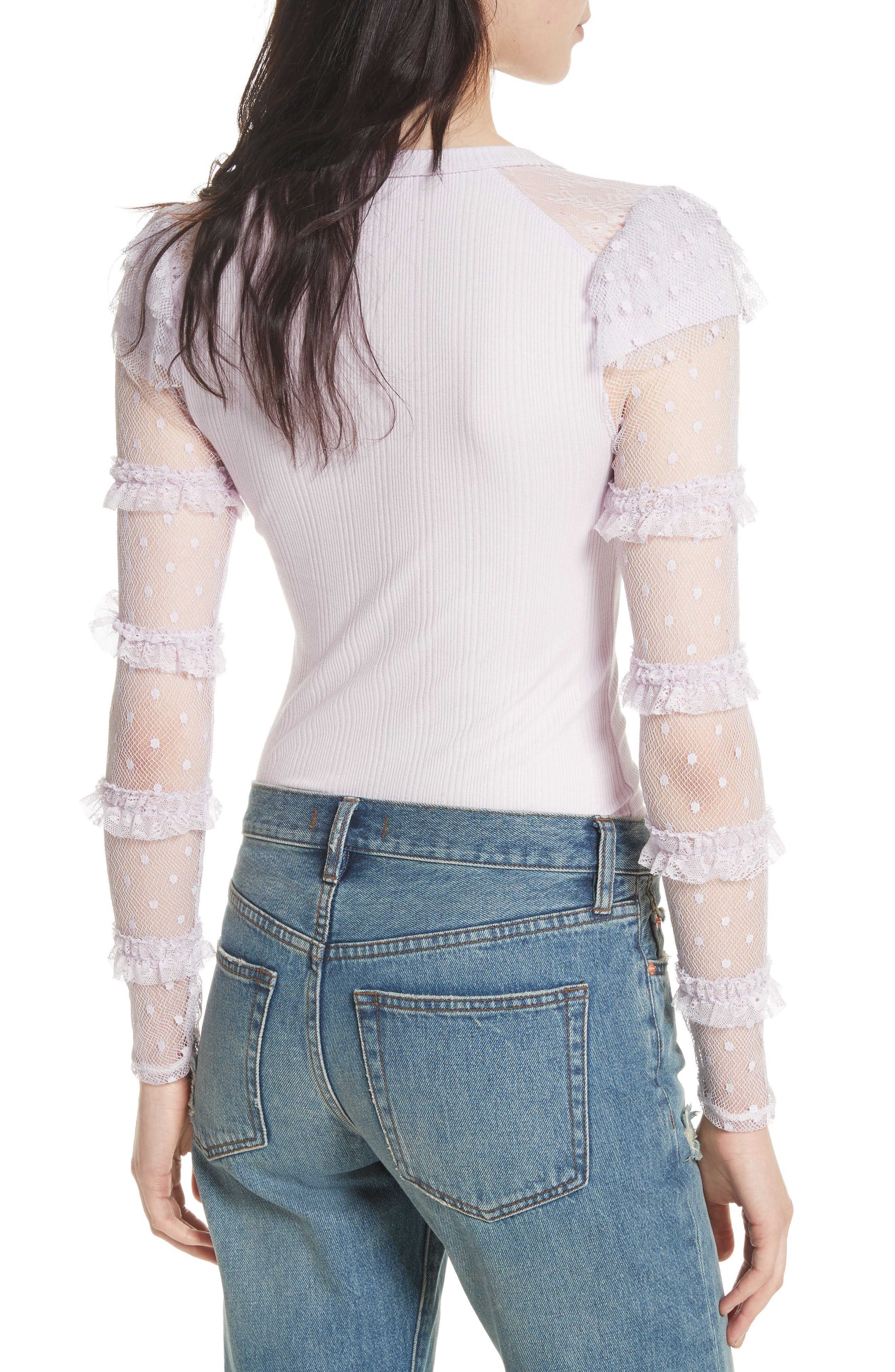 Womens Shirts Blouses Clothes Sale Nordstrom Kate Embroidery Blouse In Blue Beatrice Clothing