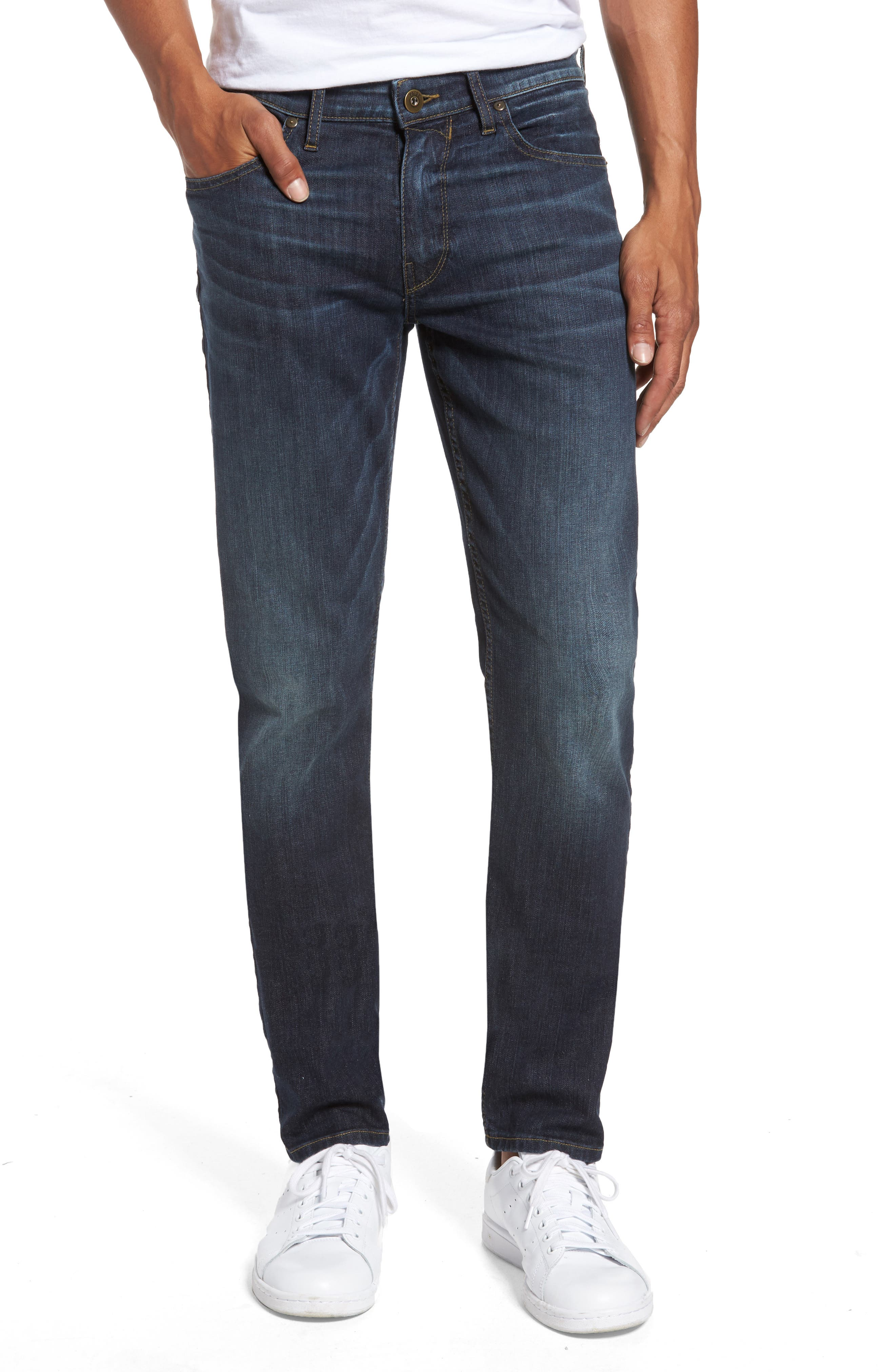 Alternate Image 1 Selected - PAIGE Lennox Slim Fit Jeans (Jerry)