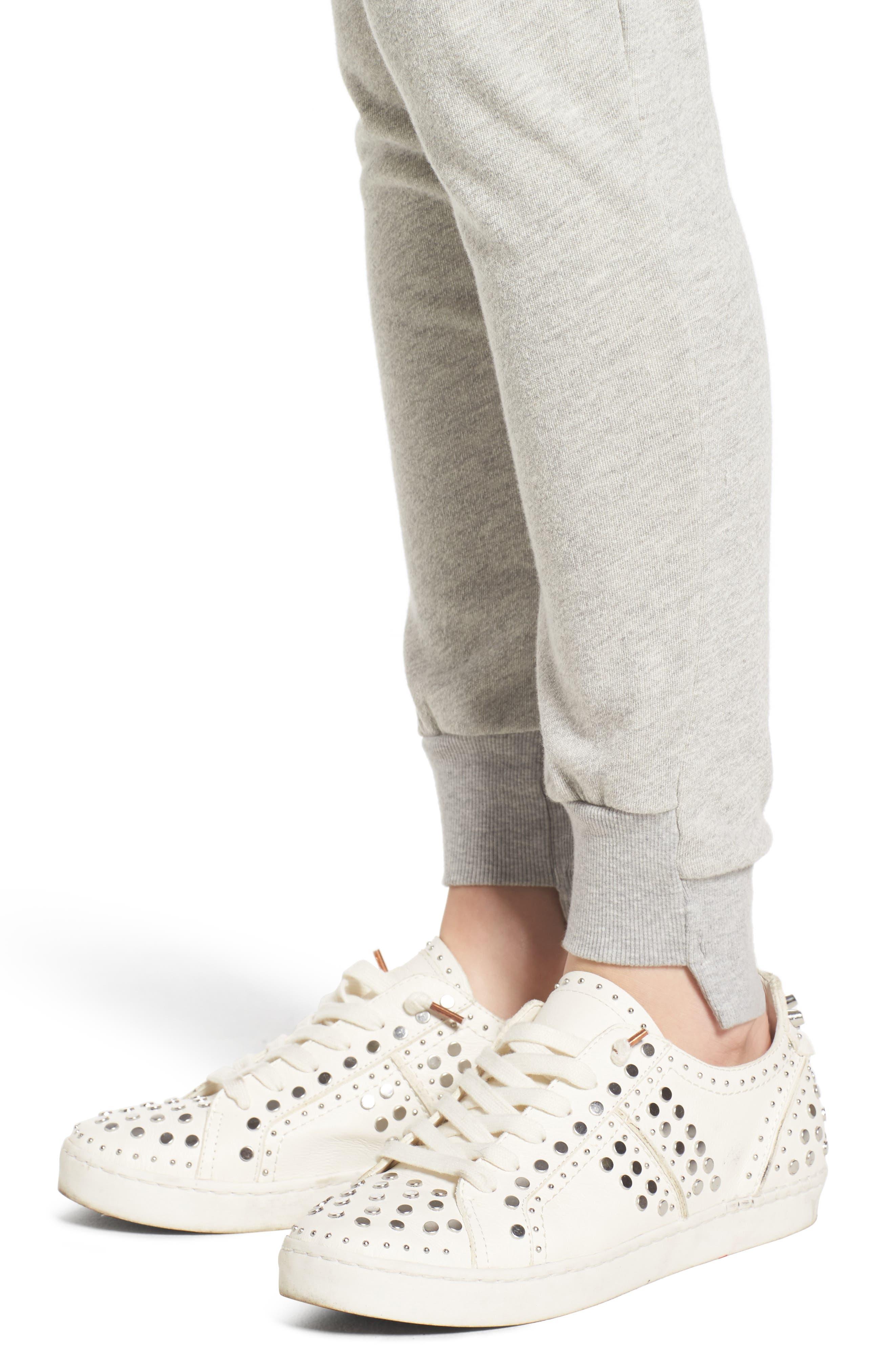 Alternate Image 4  - Pam & Gela Step Hem Sweatpants