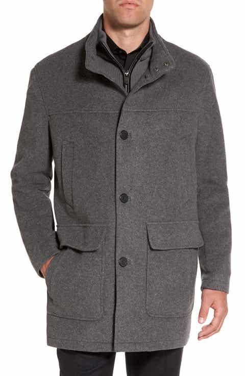 Men's Cashmere Blend Coats & Men's Cashmere Blend Jackets ...