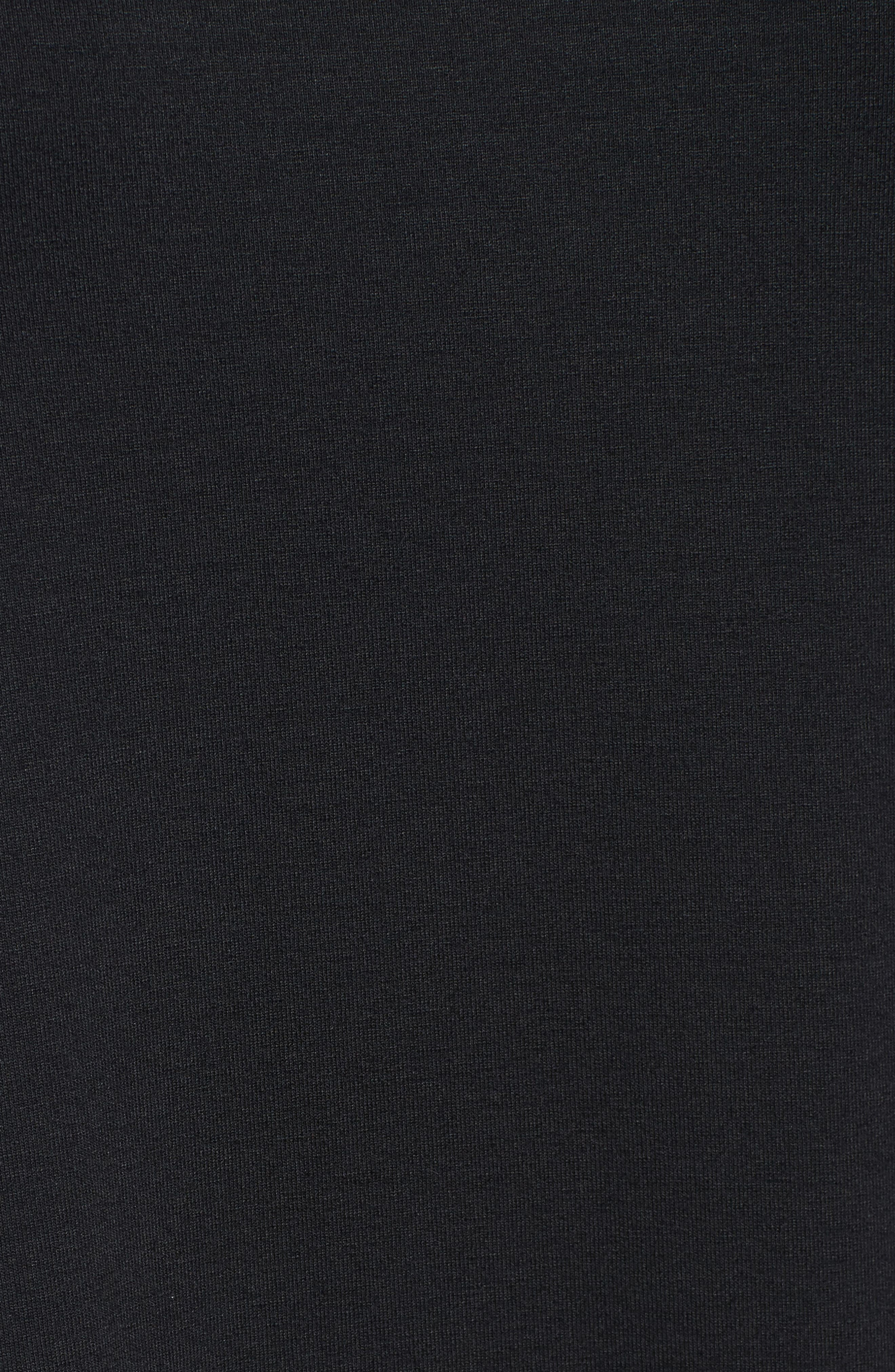 Alternate Image 5  - Eileen Fisher Jersey Asymmetrical A-Line Dress