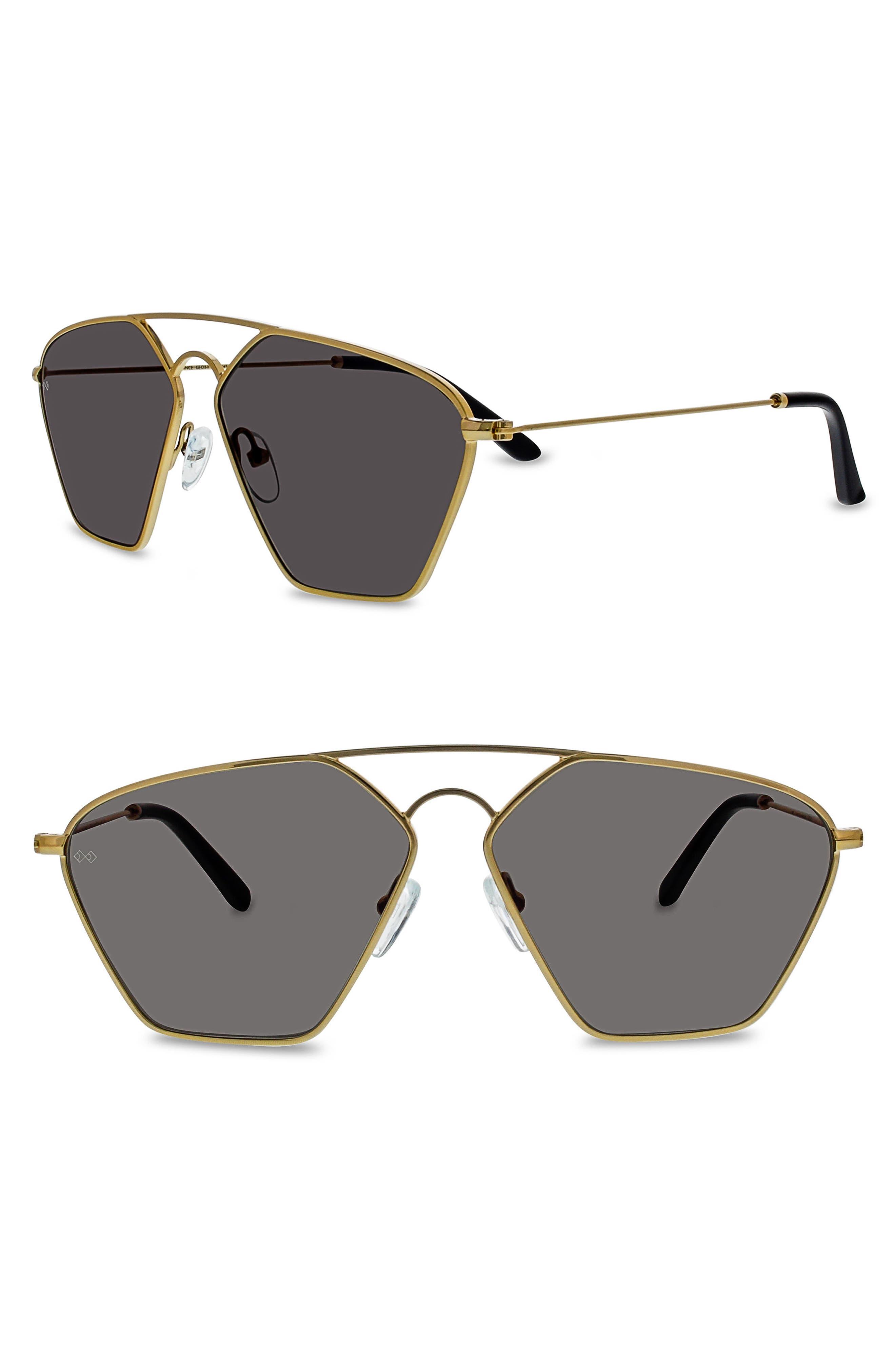 Main Image - SMOKE X MIRRORS Geo III 56mm Sunglasses