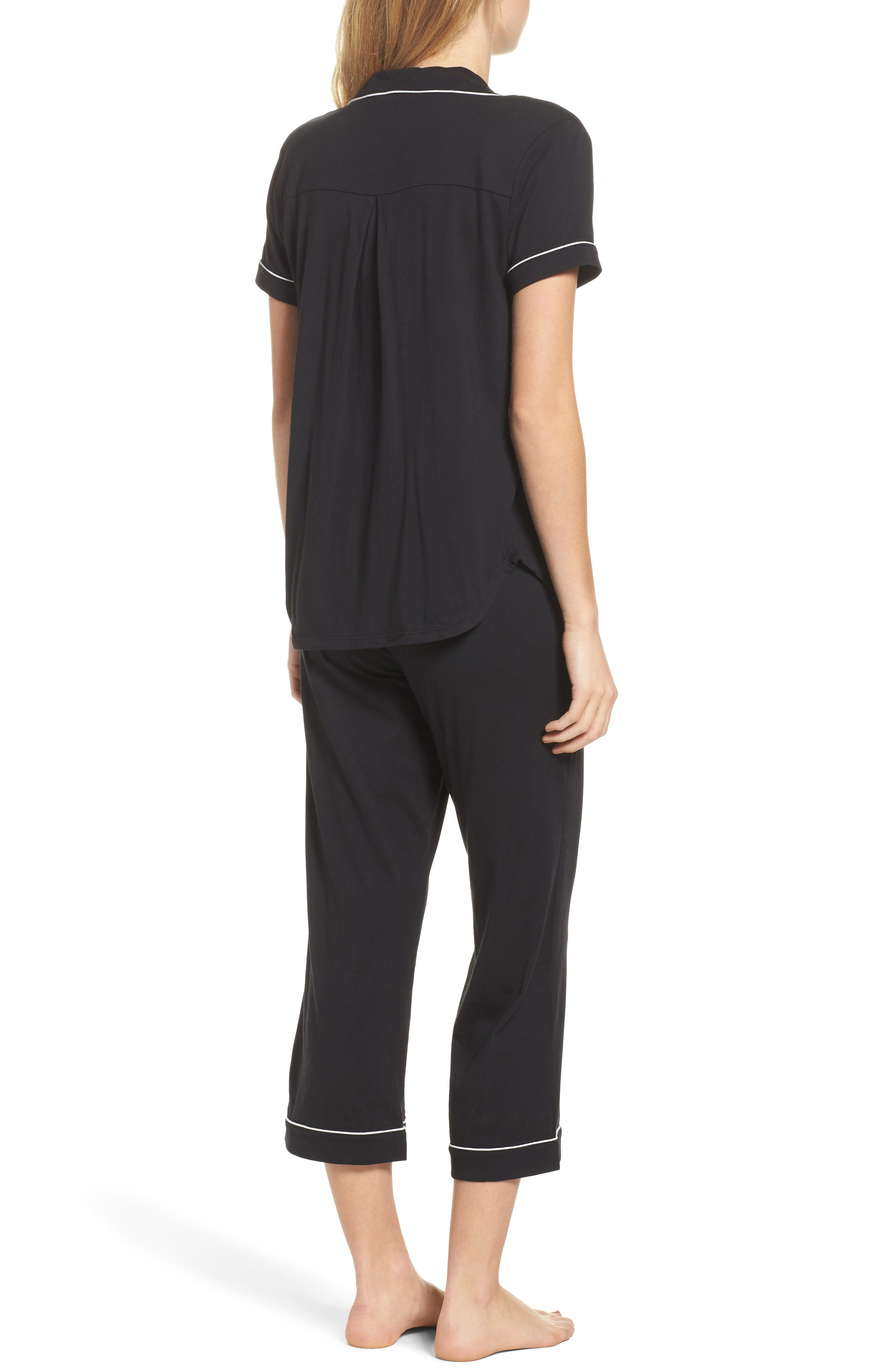 Alternate Image 2  - kate spade new york capri pajamas