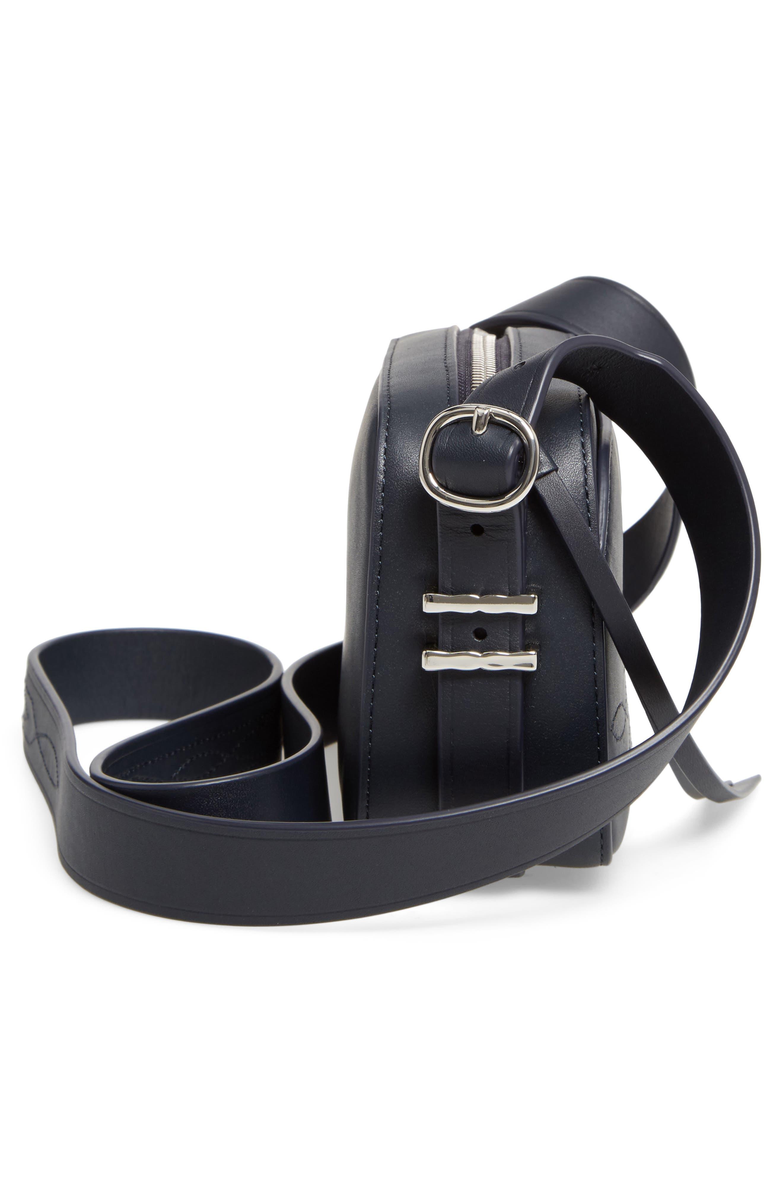 Alternate Image 3  - ALLSAINTS Small Cooper Calfskin Leather Shoulder Bag