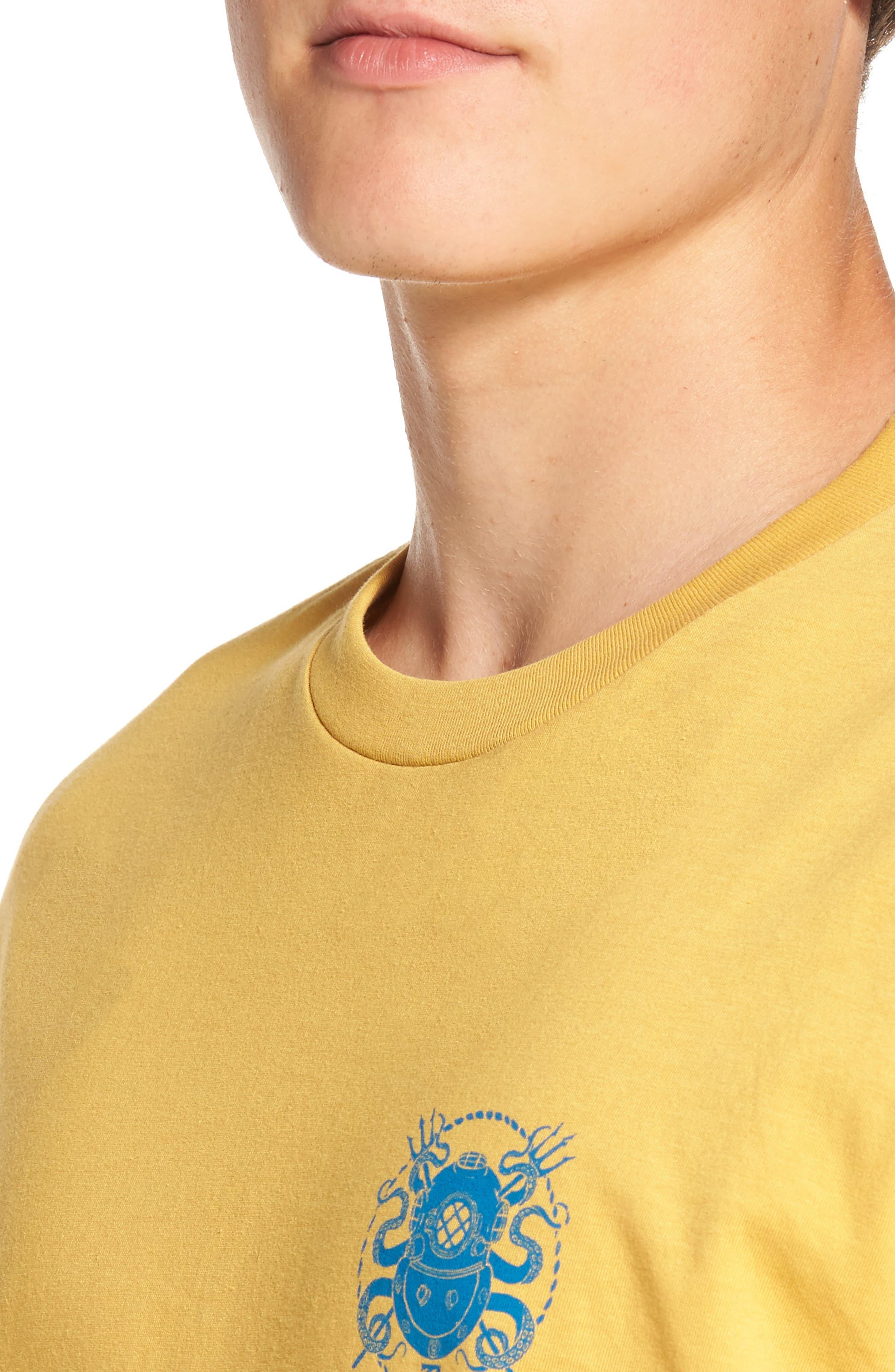 Alternate Image 4  - Billabong Diver Graphic T-Shirt