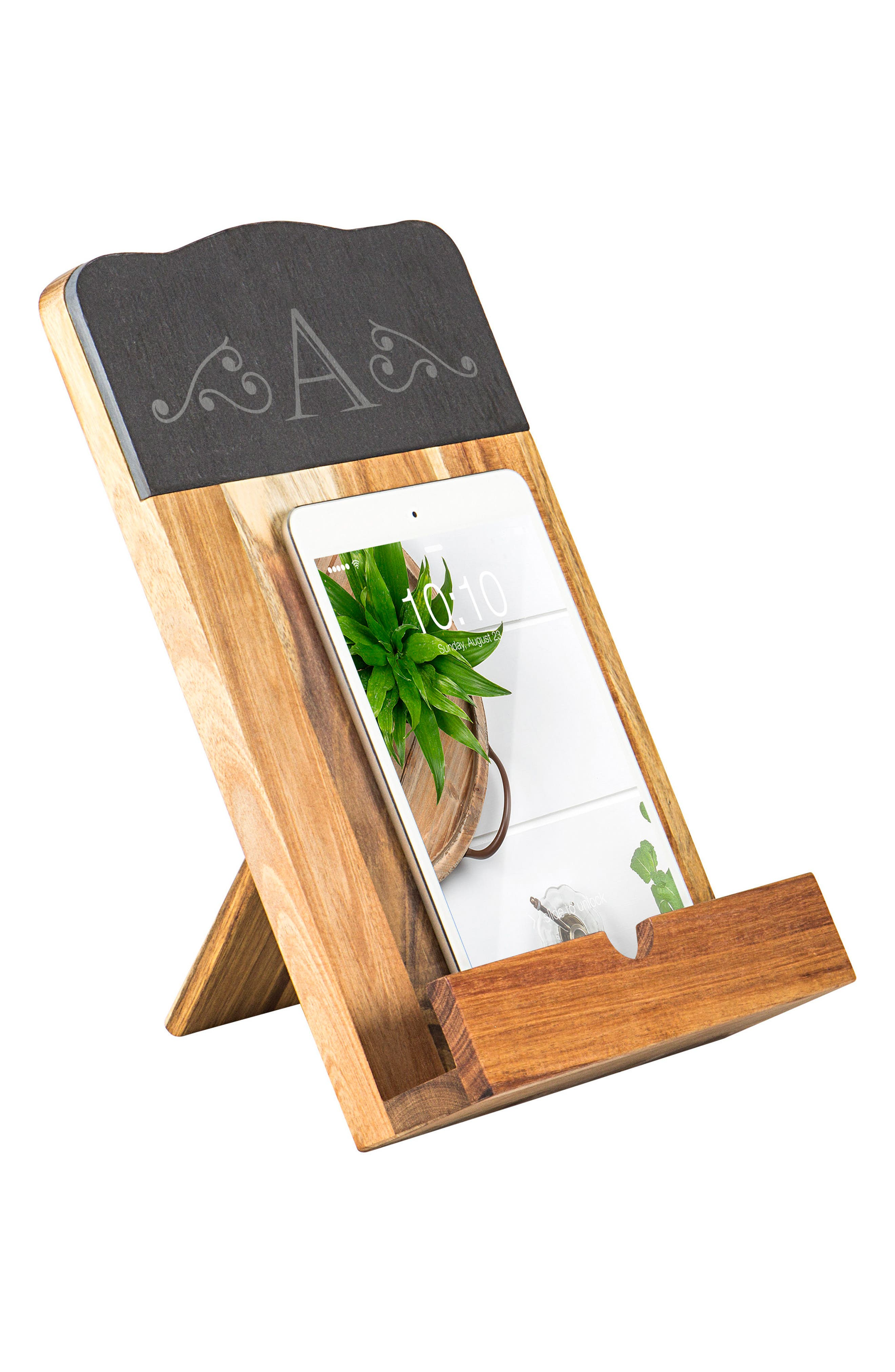 Cathy's Concepts Monogram Tablet Holder