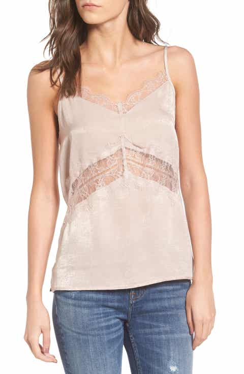 Women's Pink Sleeveless Tops & Tees | Nordstrom