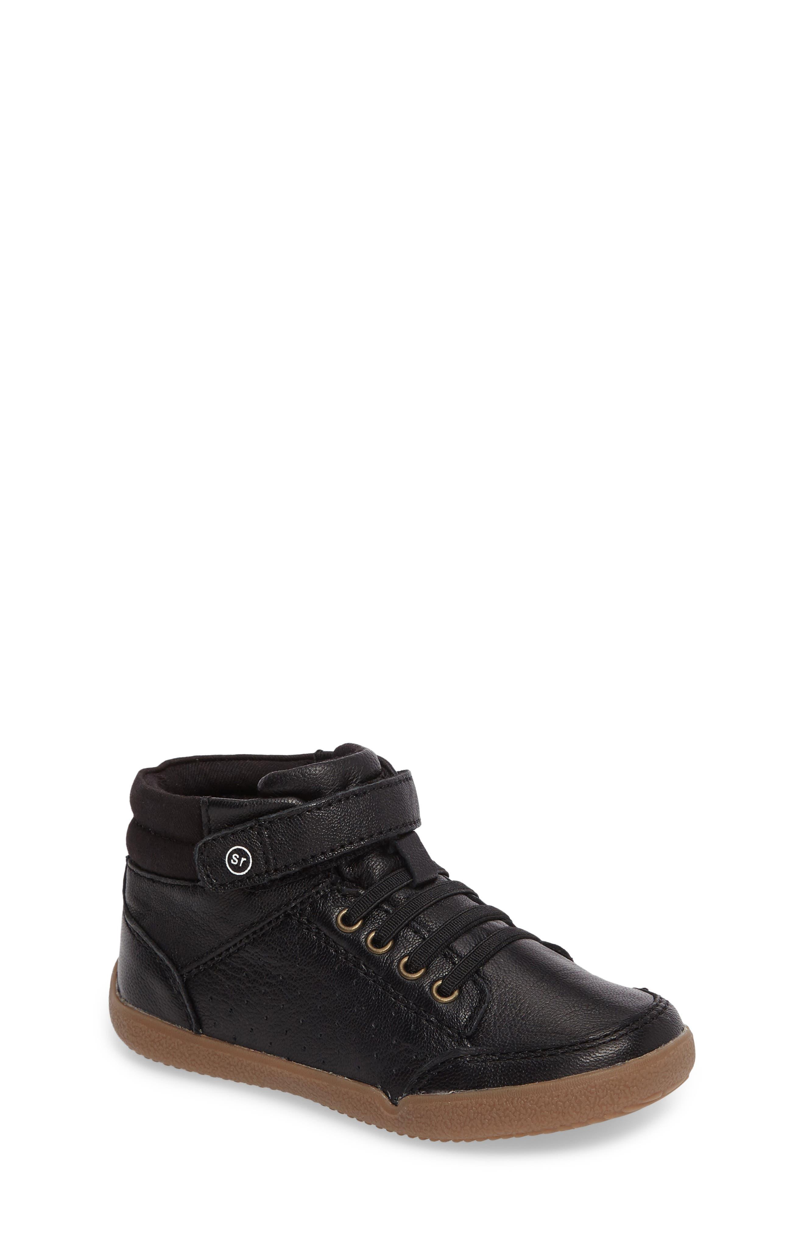 STRIDE RITE Stone High Top Sneaker
