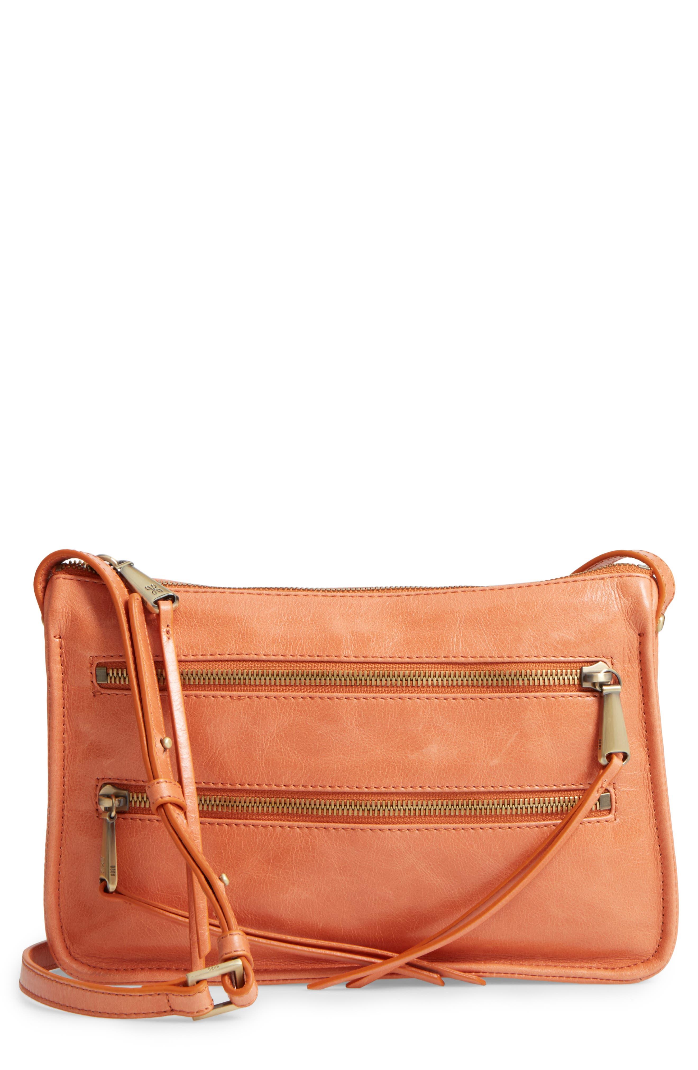Alternate Image 1 Selected - Hobo Mission Leather Crossbody Bag
