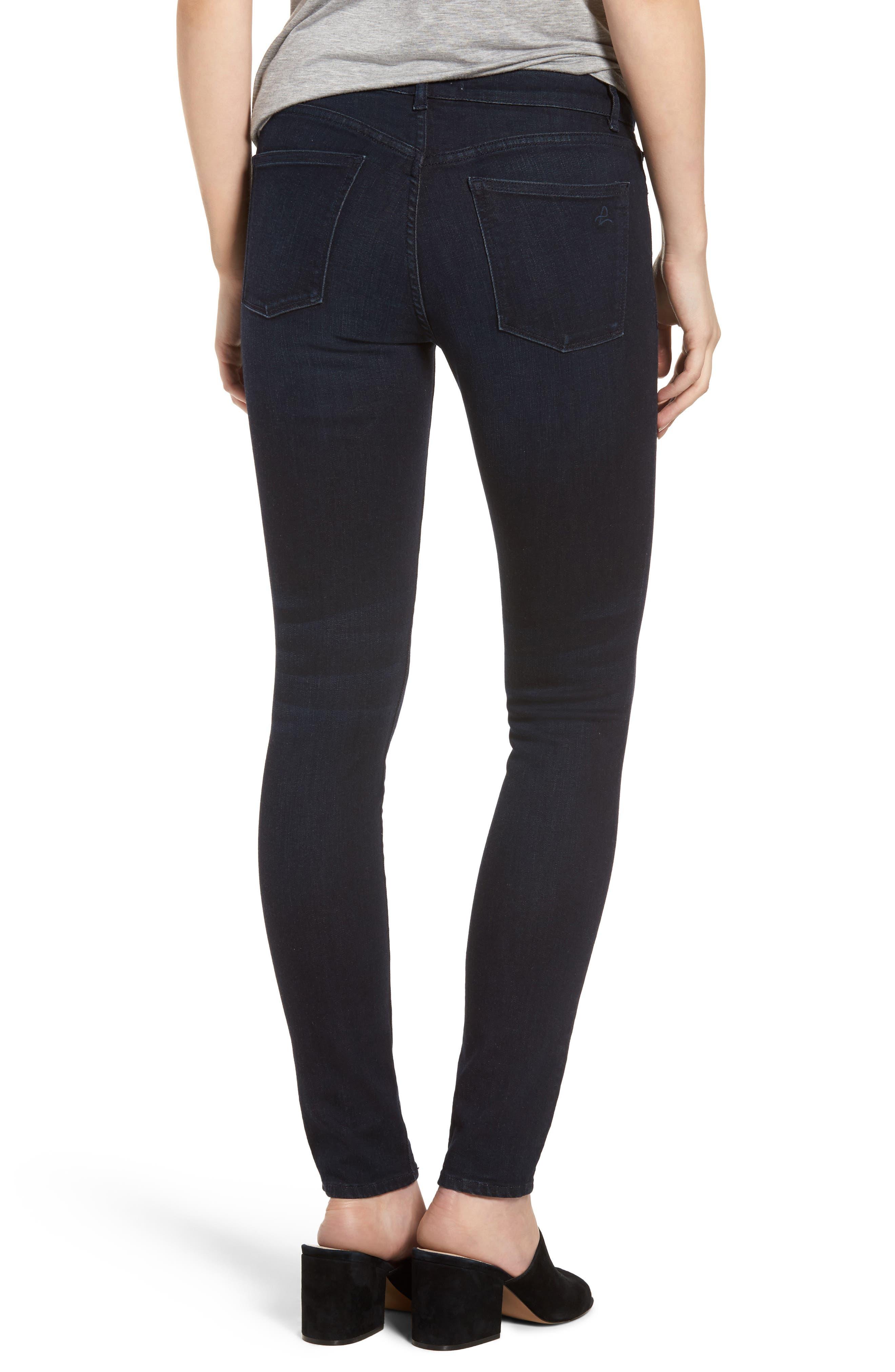 Alternate Image 2  - DL1961 Florence Instasculpt Skinny Jeans (Carley)