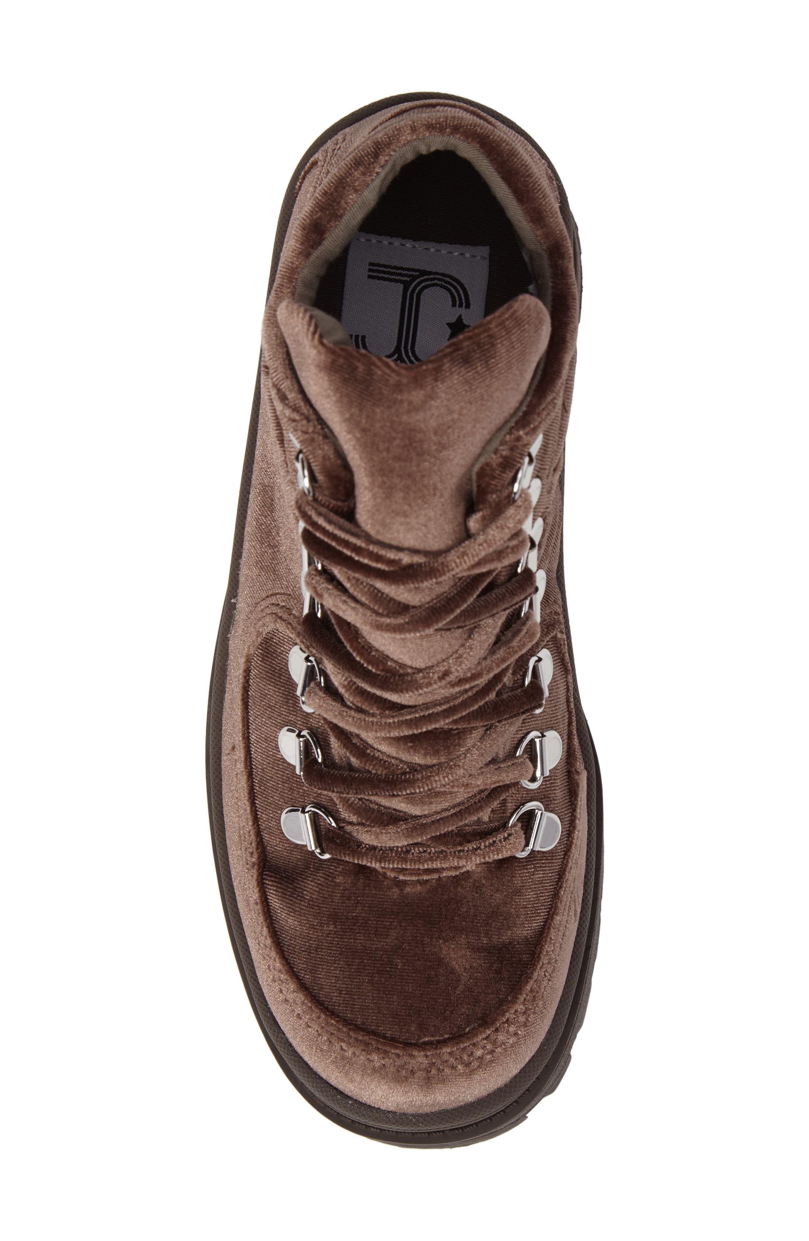 Alternate Image 5  - Jeffrey Campbell Top Peak Platform Sneaker (Women)
