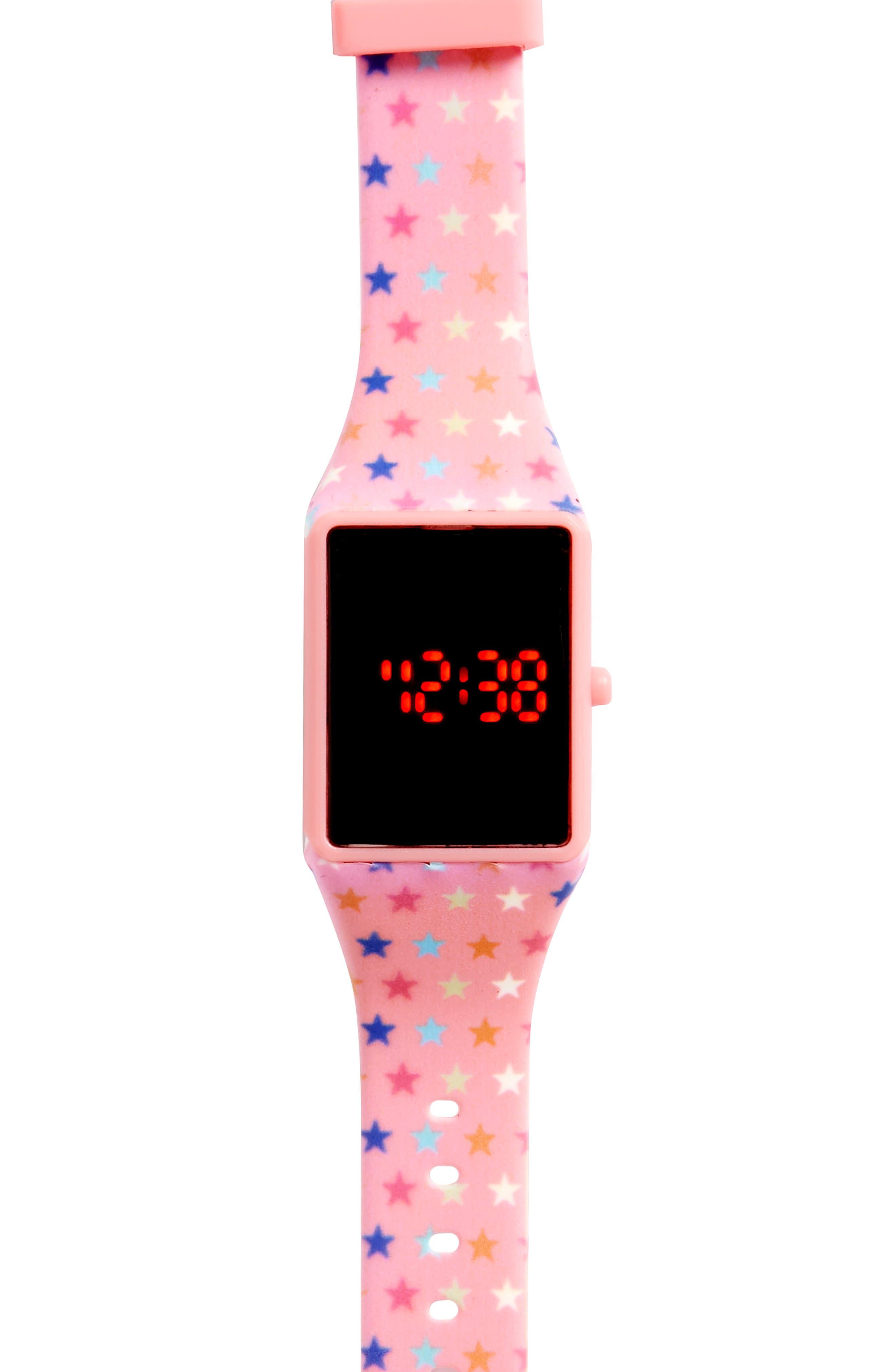 TITANIUM Touchscreen LED Watch