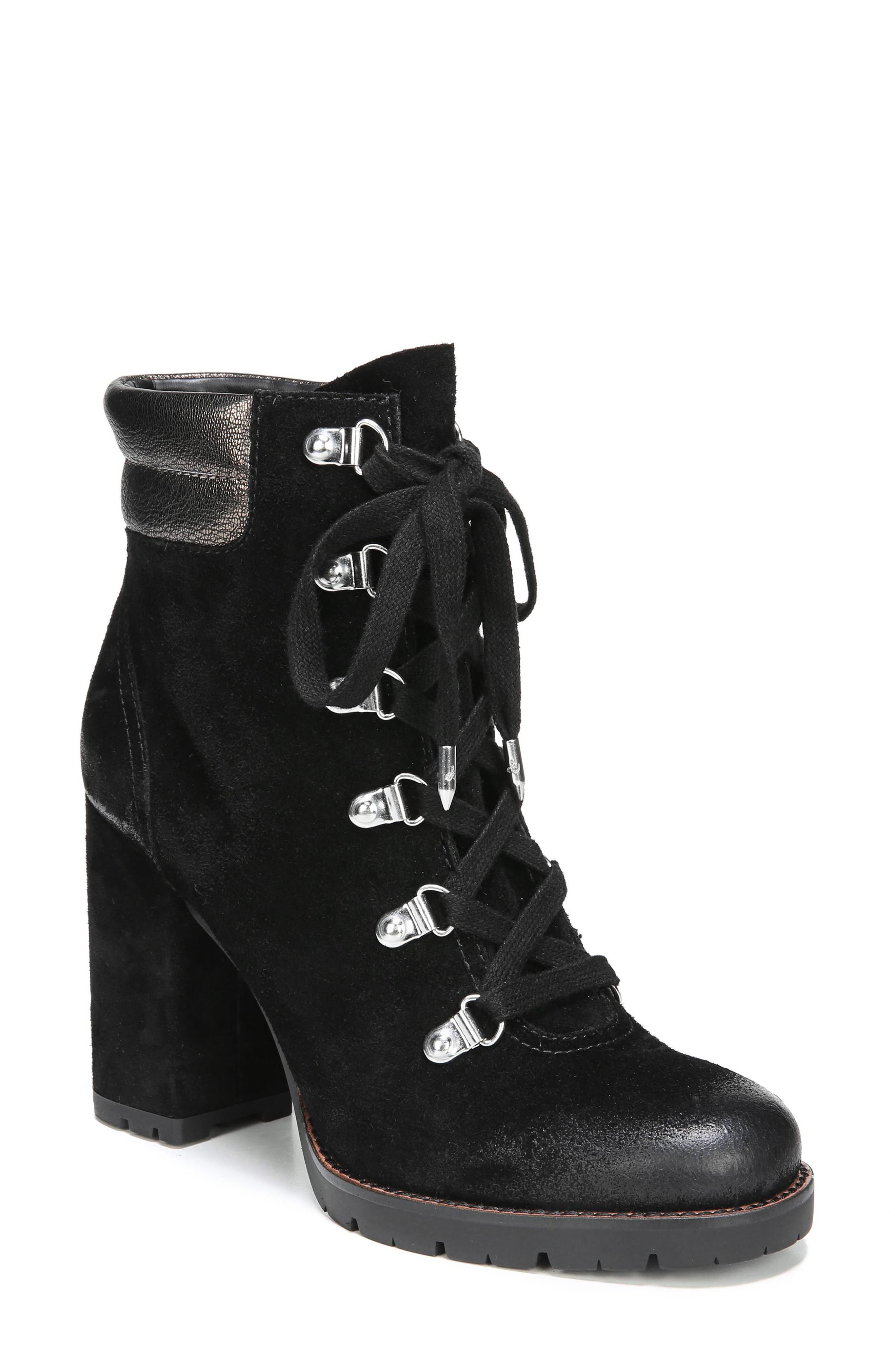 SAM EDELMAN Carolena Lace-Up Boot