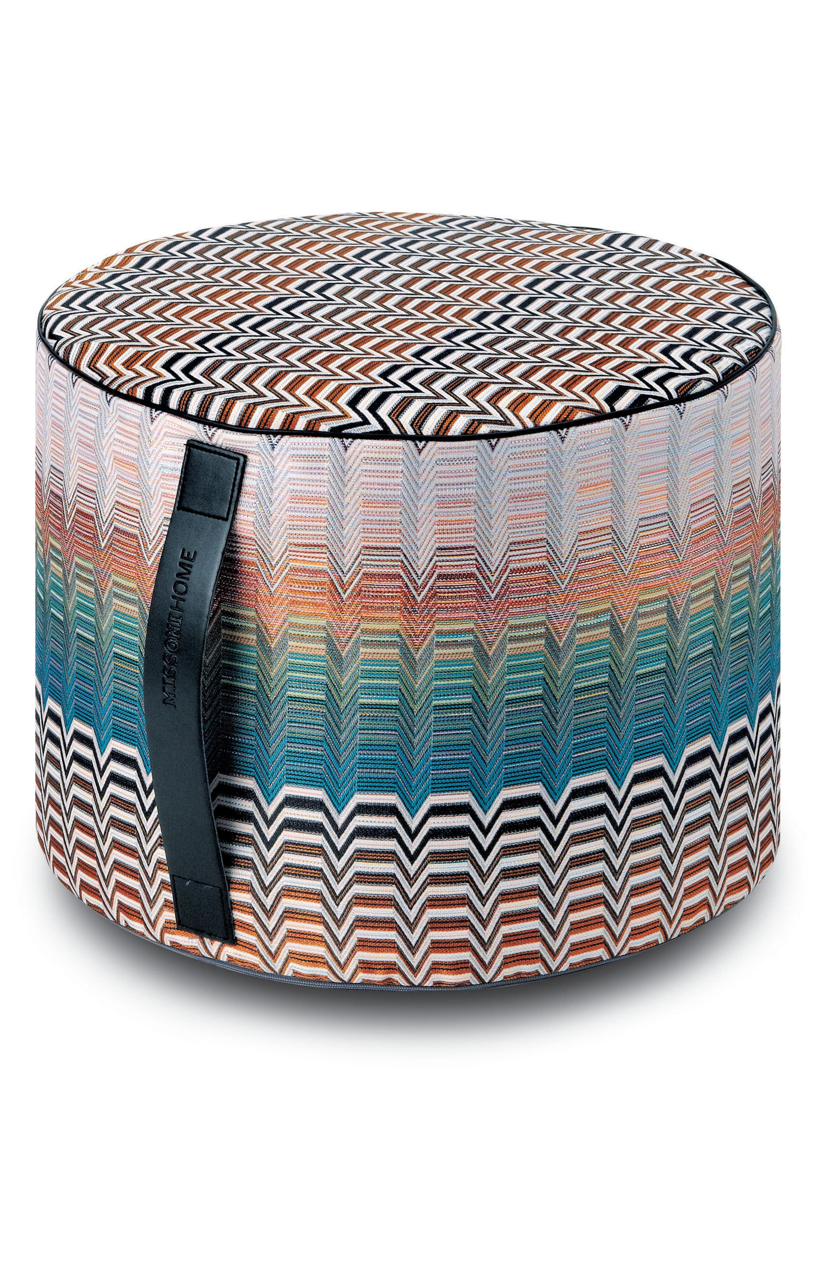 Alternate Image 1 Selected - Missoni Santa Fe Seattle Cylindrical Floor Pouf