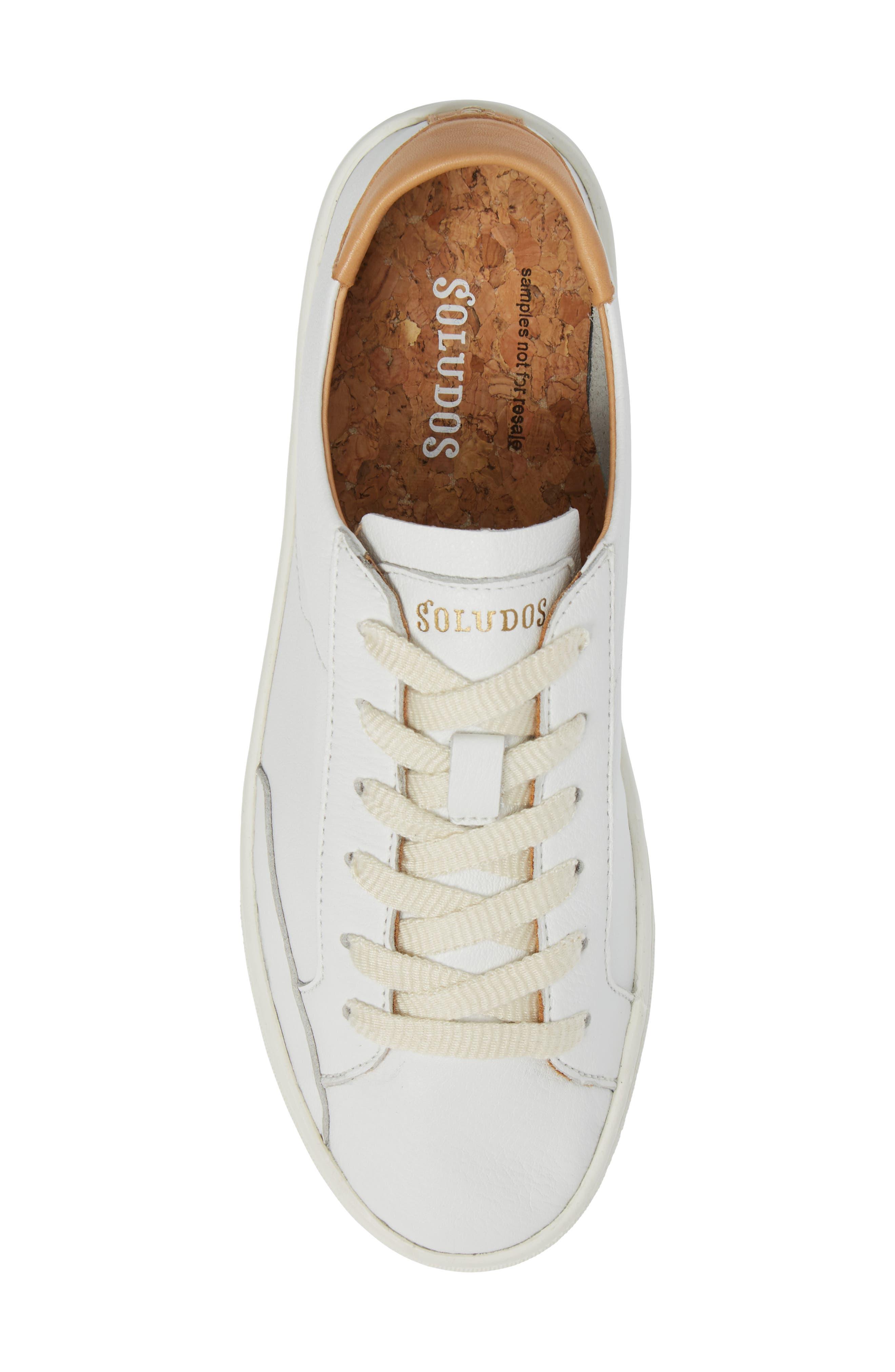 Ibiza Sneaker,                             Alternate thumbnail 5, color,                             White