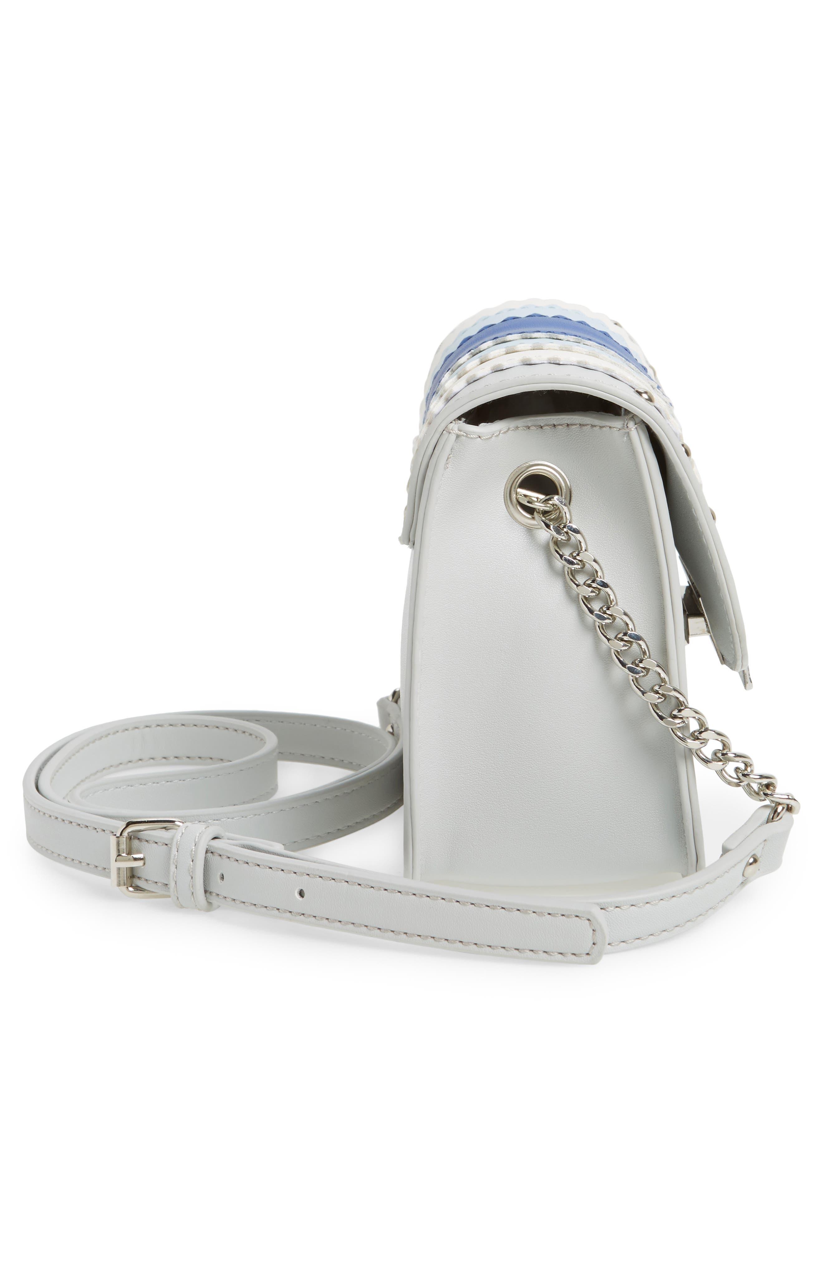 Alternate Image 5  - BP. Faux Leather Appliqué Mini Crossbody Bag