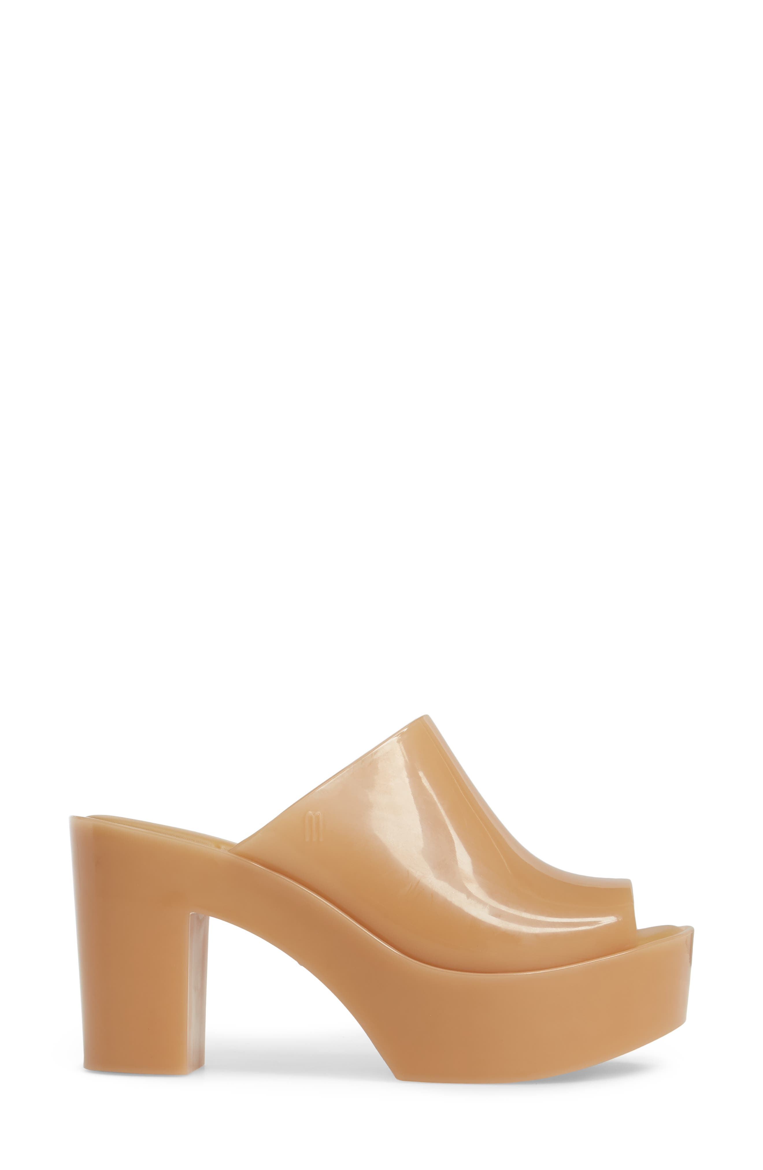 Alternate Image 3  - Melissa Open Toe Platform Mule (Women)