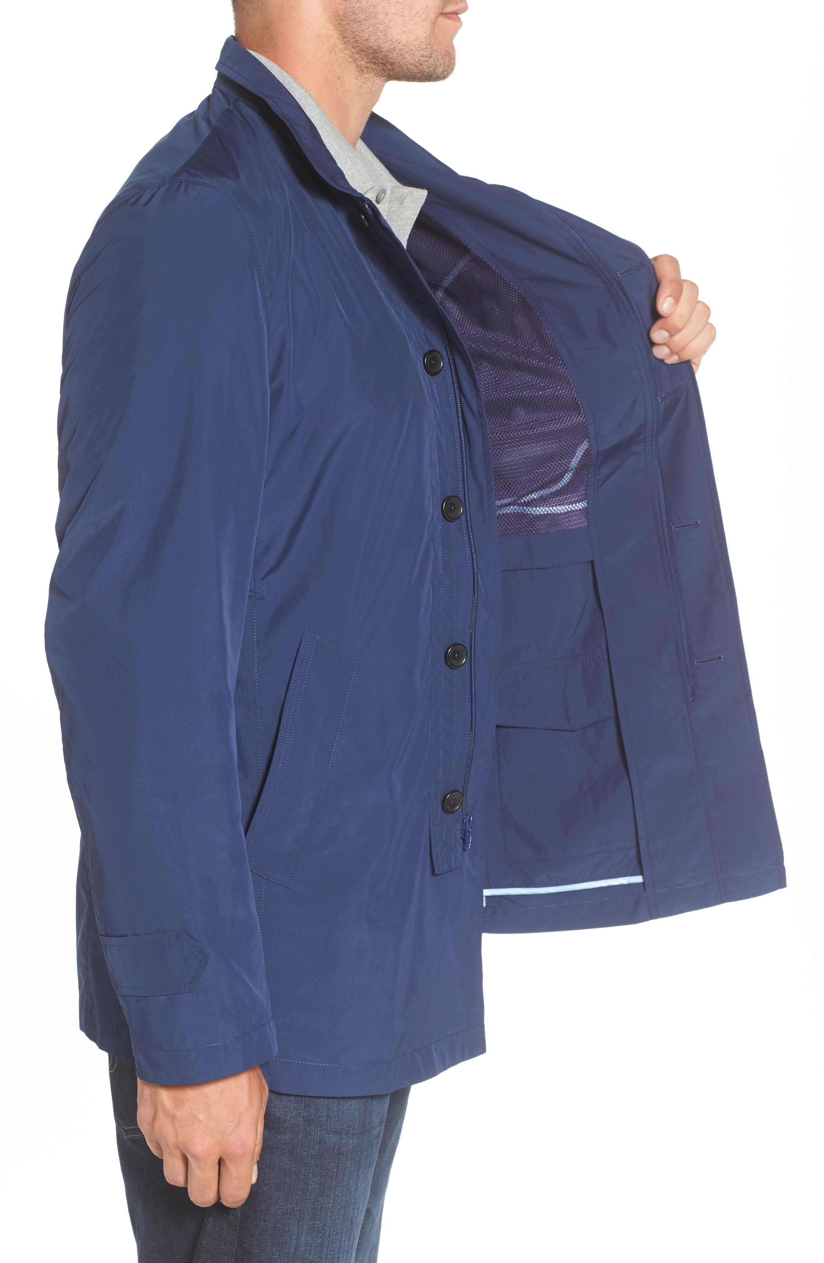 Alternate Image 3  - Sanyo Packable Rain Coat