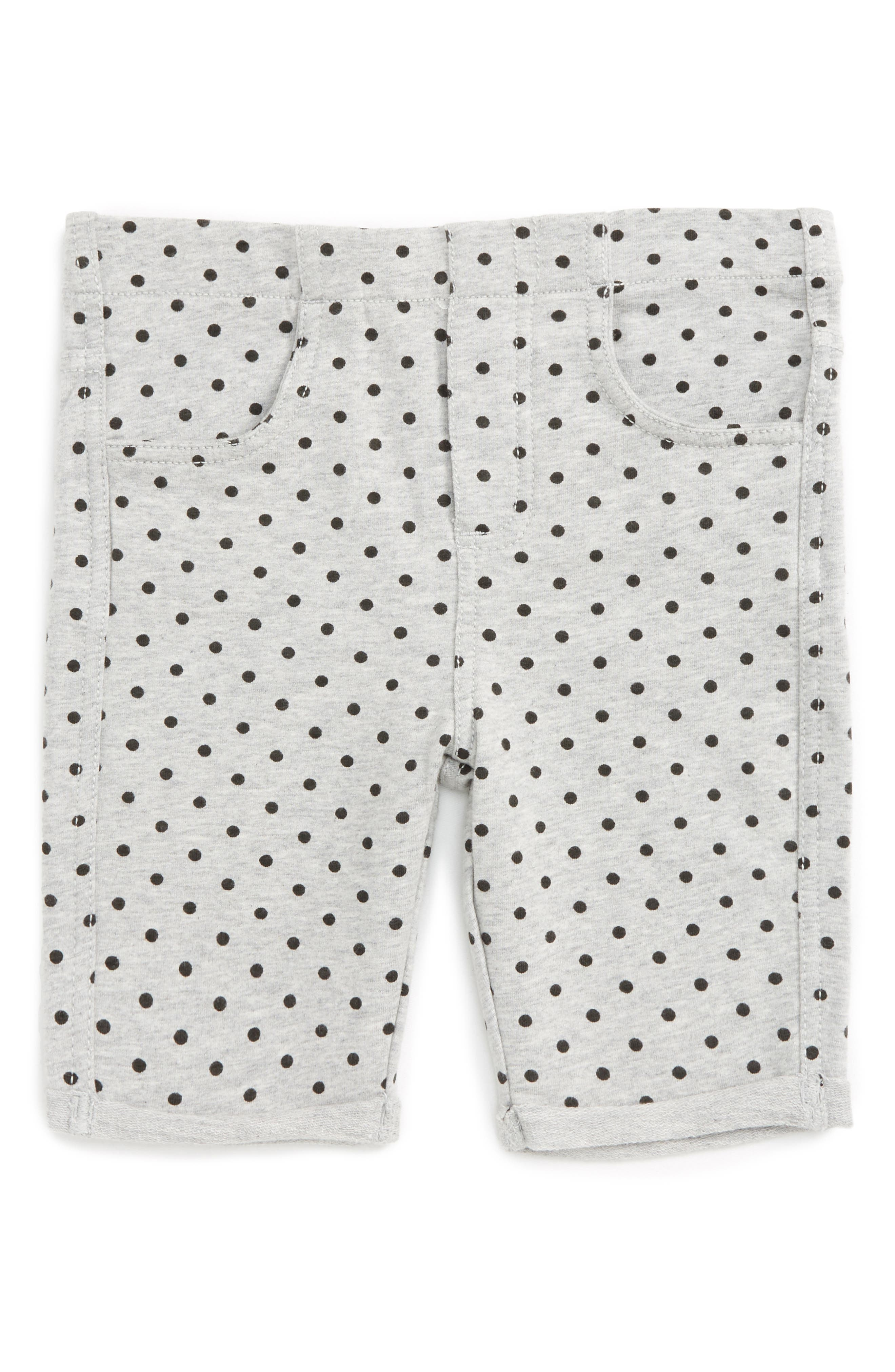 Tucker + Tate 'Jenna' Print Legging Shorts (Toddler Girls, Little Girls & Big Girls)