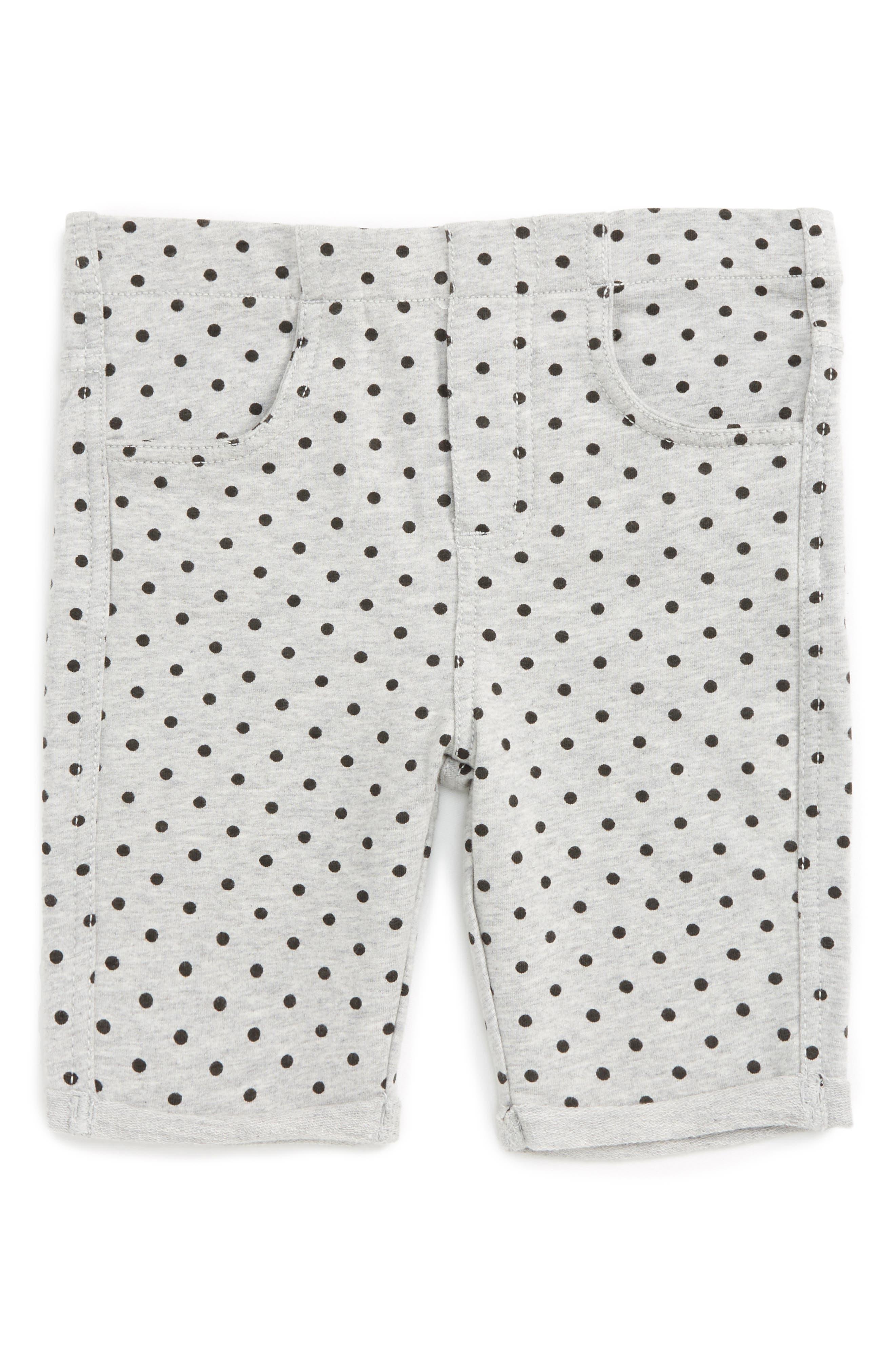 Tucker + Tate 'Jenna' Print Legging Shorts (Toddler Girls, Little Girls & Big Girls)