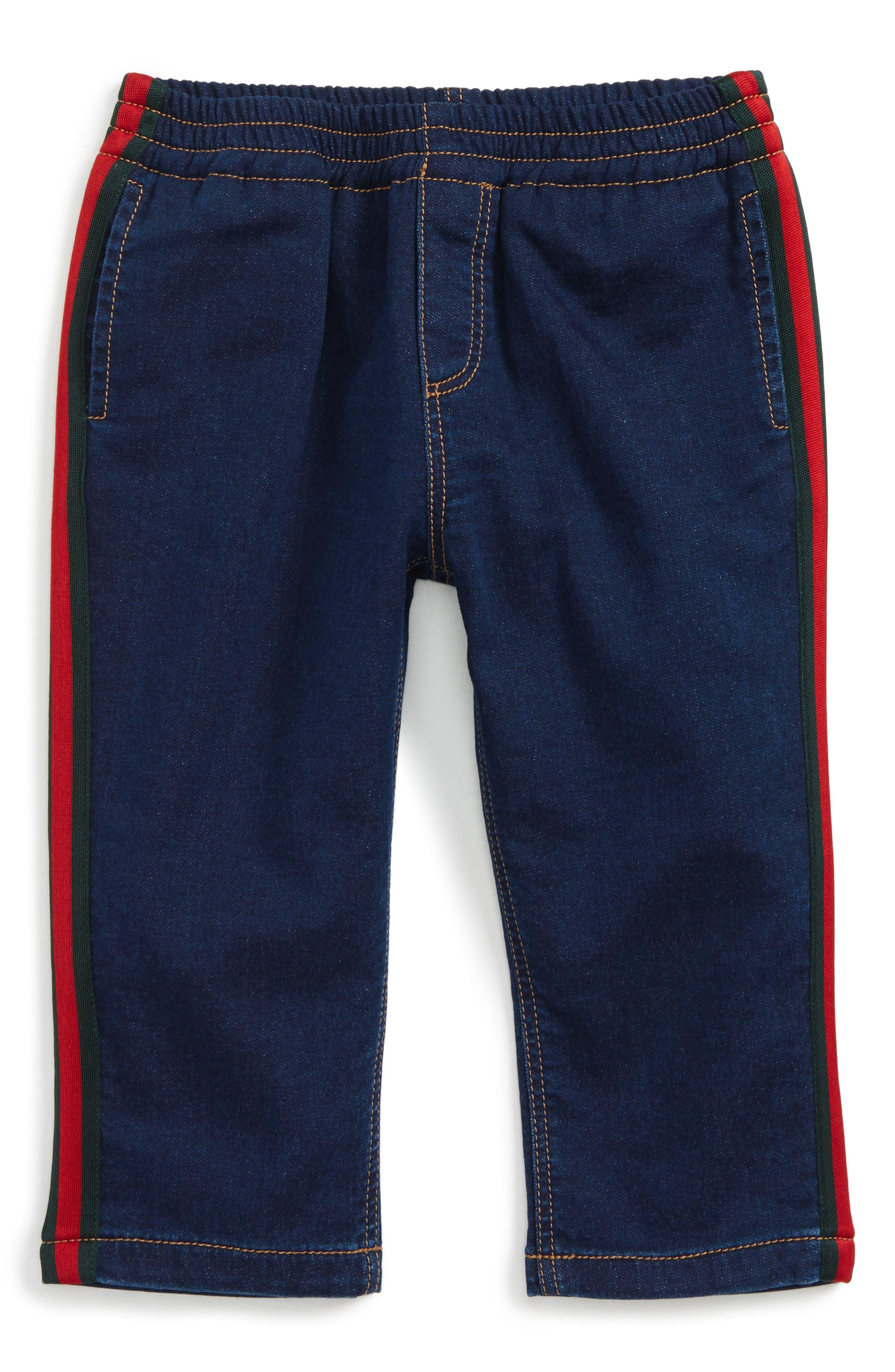 Gucci Stripe Jeans (Baby Boys)